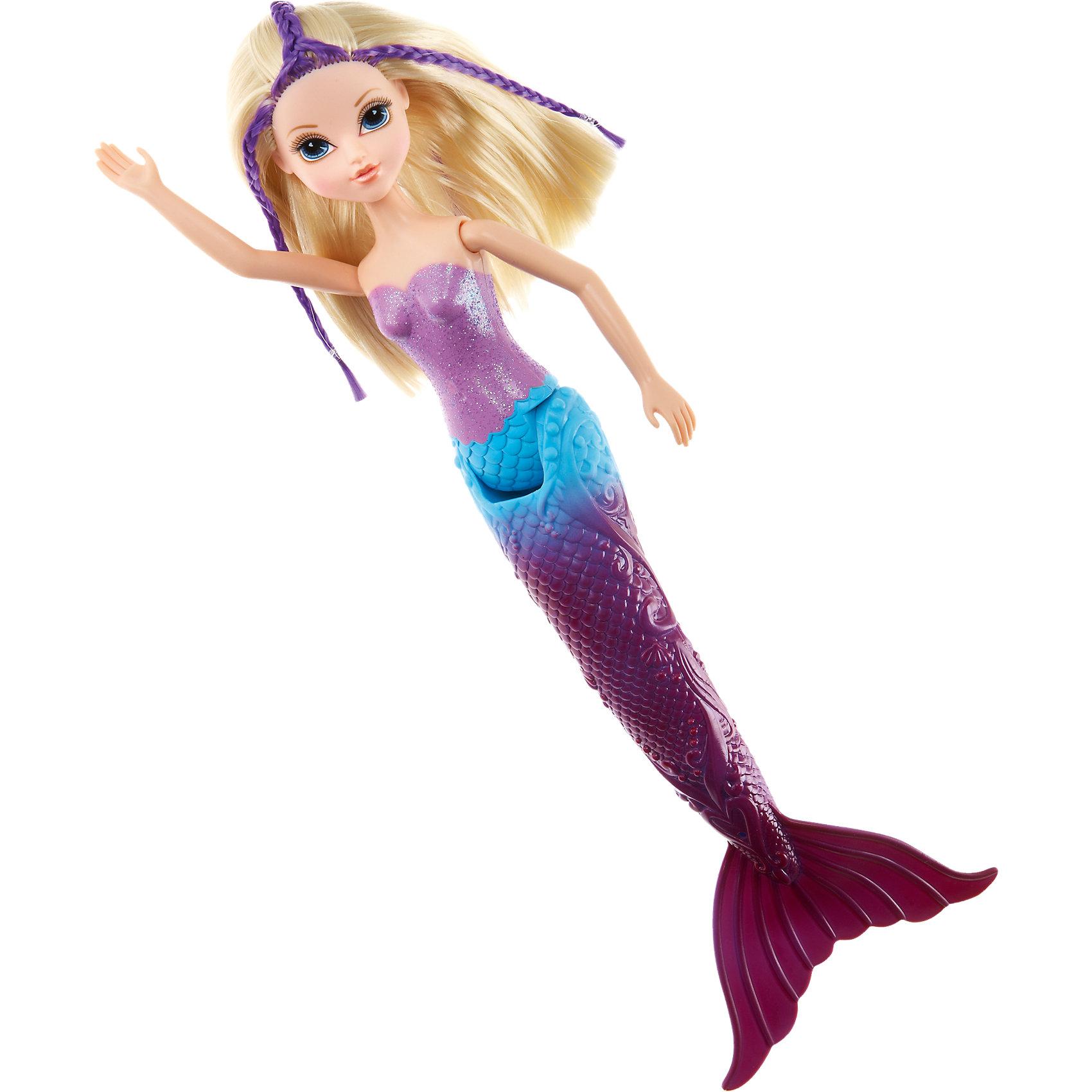 Кукла Эйвери Русалочка, MoxieРоборыбки<br>Потрясающая кукла Moxie (Мокси) по имени Эйвери в роли русалочки! Эта удивительная кукла будто оживает при погружении в воду! Необходимо всего лишь нажать на потайную кнопку в основании хвоста и русалочка начинает совершать движения хвостом. Но на этом чудеса не заканчиваются. При соприкосновении с водой хвостик меняет цвет. Идеальная игрушка для купания в ванне или бассейне.<br><br>Дополнительная информация:<br><br>В набор входит:<br>Кукла Эйвери<br>Высота куклы: 36 см<br>Для работы необходимы 2 Батарейки типа АА, в комплект не входят.<br><br>Куклу Эйвери Русалочка, Moxie (Мокси) можно купить в нашем магазине.<br><br>Ширина мм: 305<br>Глубина мм: 320<br>Высота мм: 65<br>Вес г: 600<br>Возраст от месяцев: 36<br>Возраст до месяцев: 144<br>Пол: Женский<br>Возраст: Детский<br>SKU: 4084334
