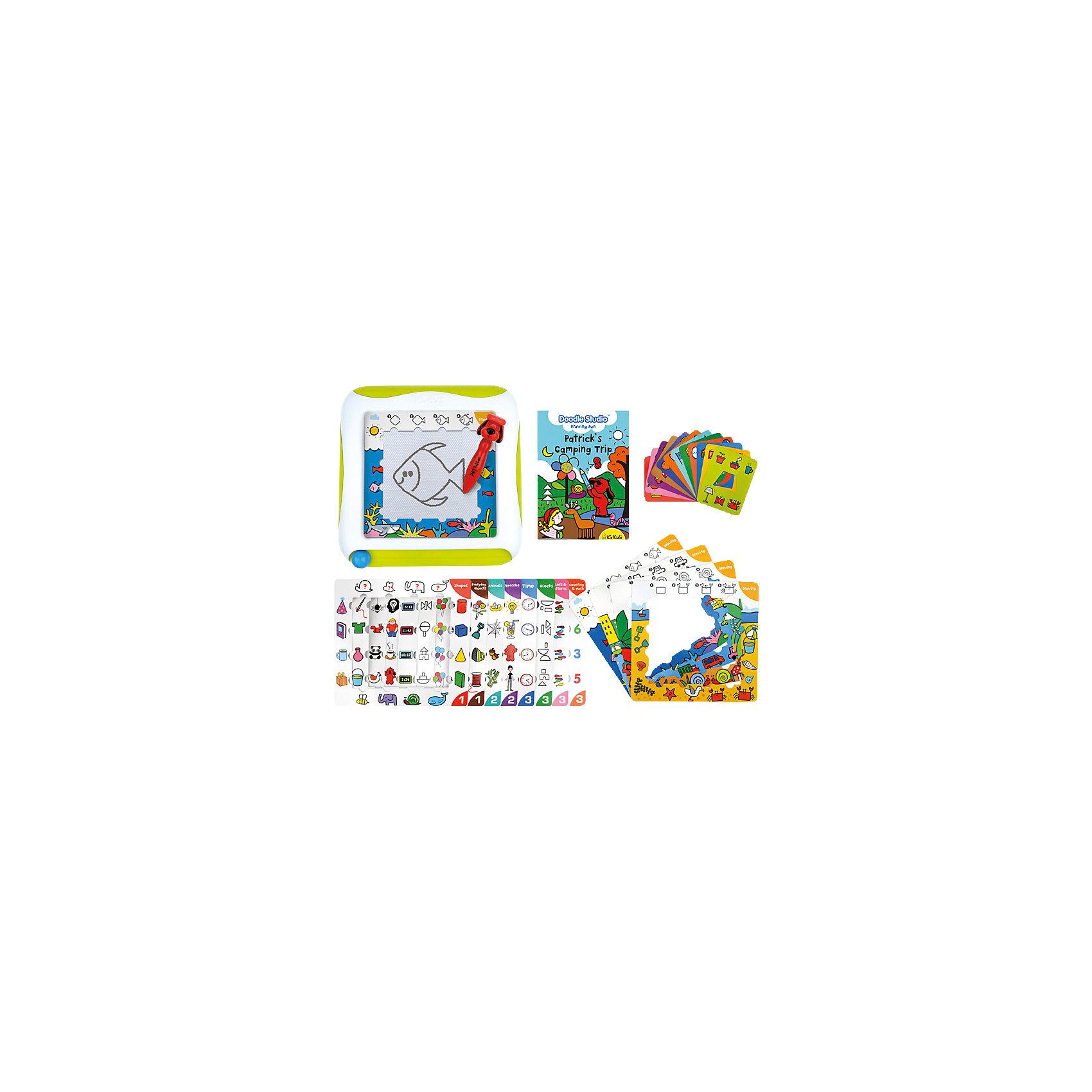 Доска для рисования с обучающими карточками, Ks KidsРазвивающие игрушки<br>Позаботьтесь о гармоничном развитии Вашего ребенка с развивающими игрушками K's Kids (Кис Кидс)! Игрушки K's Kids (Кис Кидс) создаются при участии психологов и экспертов по детскому развитию, чтобы дошкольники получали полезные навыки в форме увлекательных игр. Доска для рисования с обучающими карточками Ks Kids (Кис Кидс) - позволит малышам увлекательно проводить время и учиться рисовать. Эта замечательная доска прослужит Вам долго, ведь в ней множество заданий с разным уровнем сложности. Доска очень удобная и компактная, с ее помощью Ваш ребенок будет с пользой проводить время в дороге. Вы можете начинать делать простые упражнения с ребенком 2 лет, постепенно усложняя логические игры по мере освоения простых. Удобное пошаговое руководство расскажет родителям, как использовать красочные трафареты и карточки в обучающих целях. Доска для рисования - идеальное пособие для дошкольников, они научатся хорошо владеть ручкой, что существенно облегчит дальнейшее обучение письму. Доска для рисования Ks Kids (Кис Кидс) поможет развить творческие способности ребенка и весело проводить время.<br><br>Дополнительная информация: <br><br>- В комплекте: магнитная доска, 12 трафаретов, 12 обучающих карточек, ручка для рисования на магнитной доске, пошаговое руководство;<br>- Развивает зрительное восприятие, мелкую моторику, наглядно-образное мышление, память, воображение, творческие способности;<br>- Поможет научиться рисовать;<br>- Поэтапное обучение;<br>- Удобная ручка;<br>- Отличный подарок;<br>- Размер доски: 30 х 30 см;<br>- Размер упаковки: 44 х 7 х 37 см<br><br>Доску для рисования с обучающими карточками, Ks Kids (Кис Кидс) можно купить в нашем интернет-магазине.<br><br>Ширина мм: 440<br>Глубина мм: 70<br>Высота мм: 370<br>Вес г: 1280<br>Возраст от месяцев: 24<br>Возраст до месяцев: 60<br>Пол: Унисекс<br>Возраст: Детский<br>SKU: 4086649