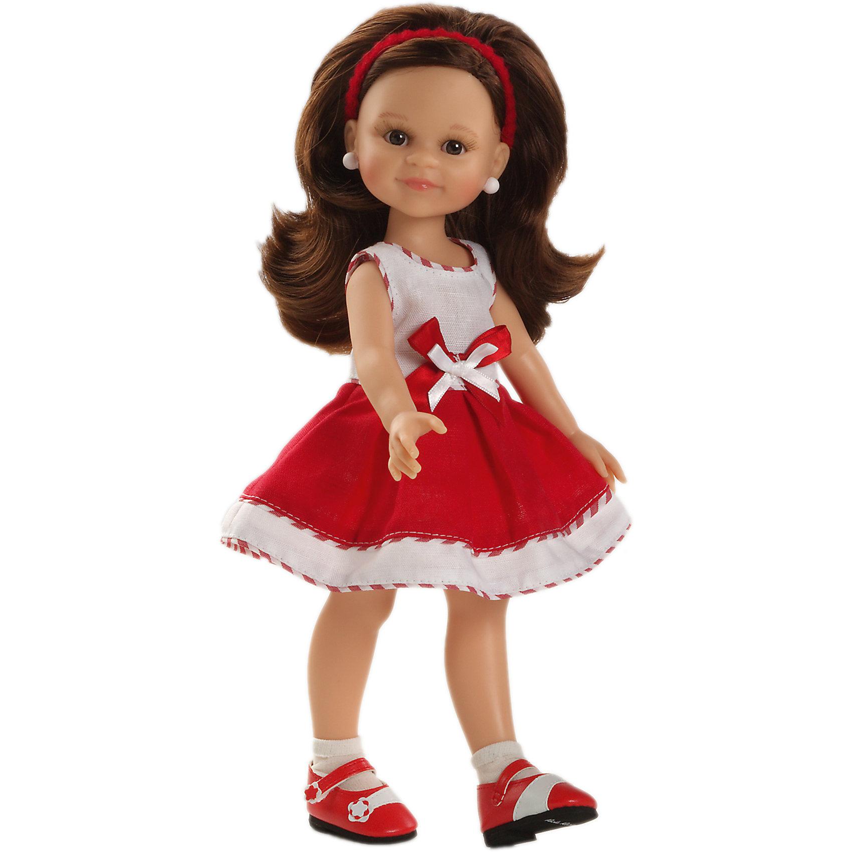 Paola Reina Кукла Клео, 32 см, Paola Reina paola reina пупс без одежды 22 см 31019
