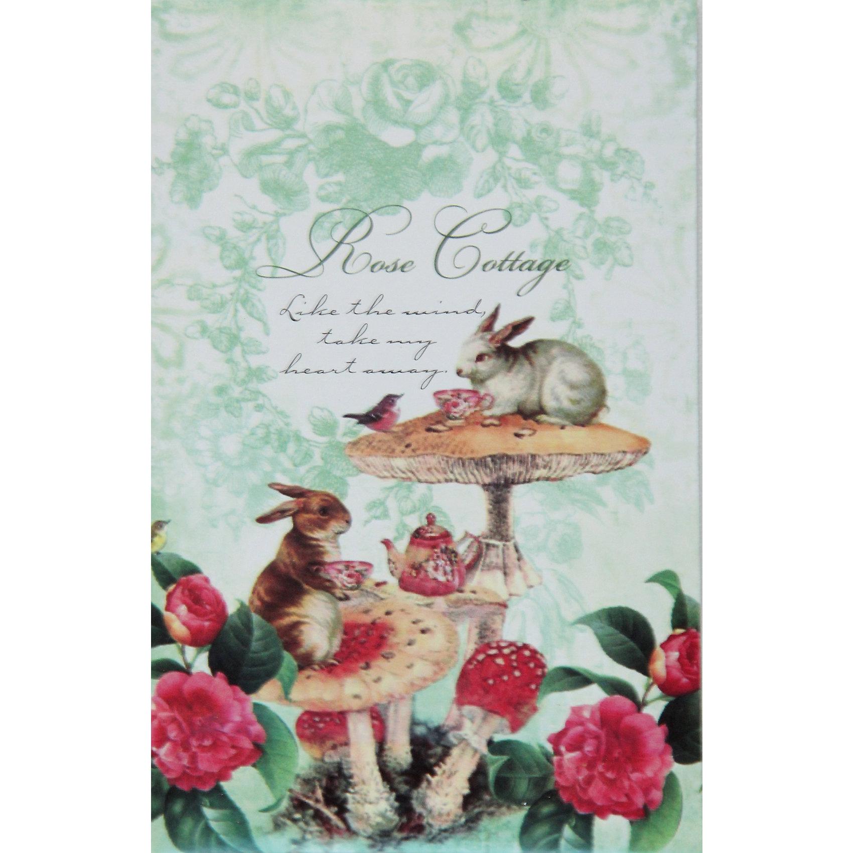 Ароматизированное саше «Кролики» (аромат розы)