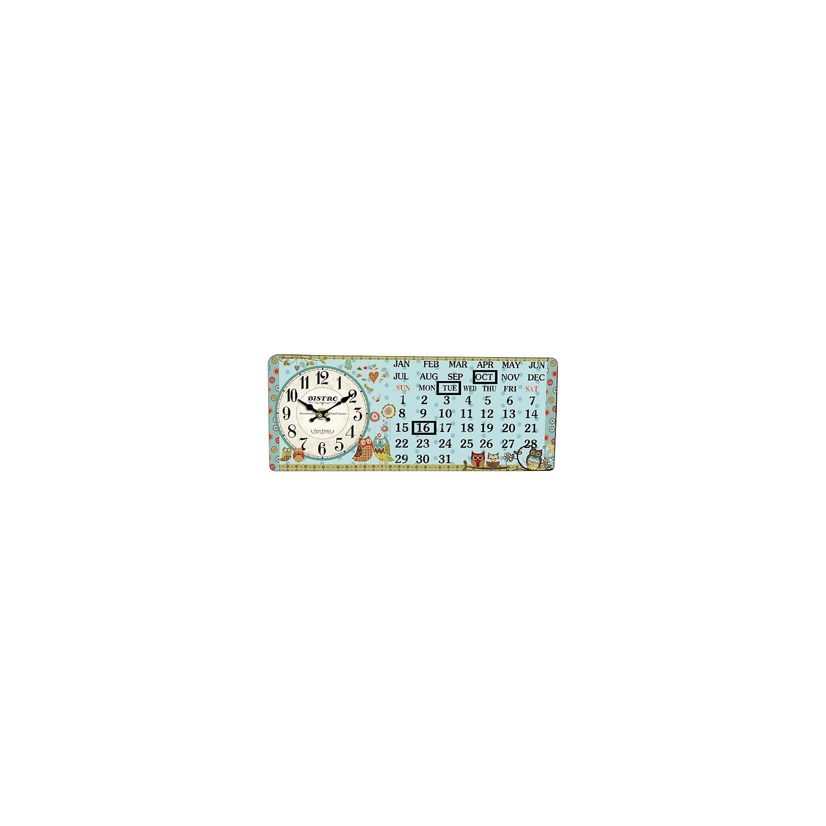Настольные часы Совы с календаремНастольные часы Совы станут прекрасным подарком на любой праздник. Кварцевые часы с циферблатом прекрасно впишутся в любой интерьер и обязательно порадуют своего владельца. <br><br>Дополнительная информация:<br><br>- Размер: 35х14х7 см.<br>- Материал: МДФ, пластик, металл.  <br>- Без элемента питания.<br>- Кварцевые.<br>- С календарем.<br><br>Настольные часы Совы, с календарем, можно купить в нашем магазине.<br><br>Ширина мм: 350<br>Глубина мм: 140<br>Высота мм: 70<br>Вес г: 458<br>Возраст от месяцев: 36<br>Возраст до месяцев: 2147483647<br>Пол: Женский<br>Возраст: Детский<br>SKU: 4087349