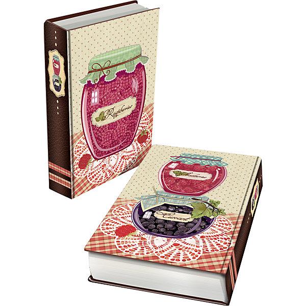 Шкатулка Малиновое варенье  17*11*5 смДетские предметы интерьера<br>Шкатулка Малиновое варенье  может служить упаковкой для подарка или же полноценным сувениром на любой праздник. Выполнена из  мелованного, ламинированного, негофрированного картона, с полноцветным декоративным рисунком на внутренней и наружной части.<br><br>Дополнительная информация:<br><br>- Материал: МДФ.<br>- Цвет:  розовый, белый, коричневый.<br>- Размер: 17х11х5 см.<br><br>Шкатулку Малиновое варенье 17х11х5 см можно купить в нашем магазине.<br>Ширина мм: 170; Глубина мм: 50; Высота мм: 110; Вес г: 307; Возраст от месяцев: 36; Возраст до месяцев: 2147483647; Пол: Унисекс; Возраст: Детский; SKU: 4087357;