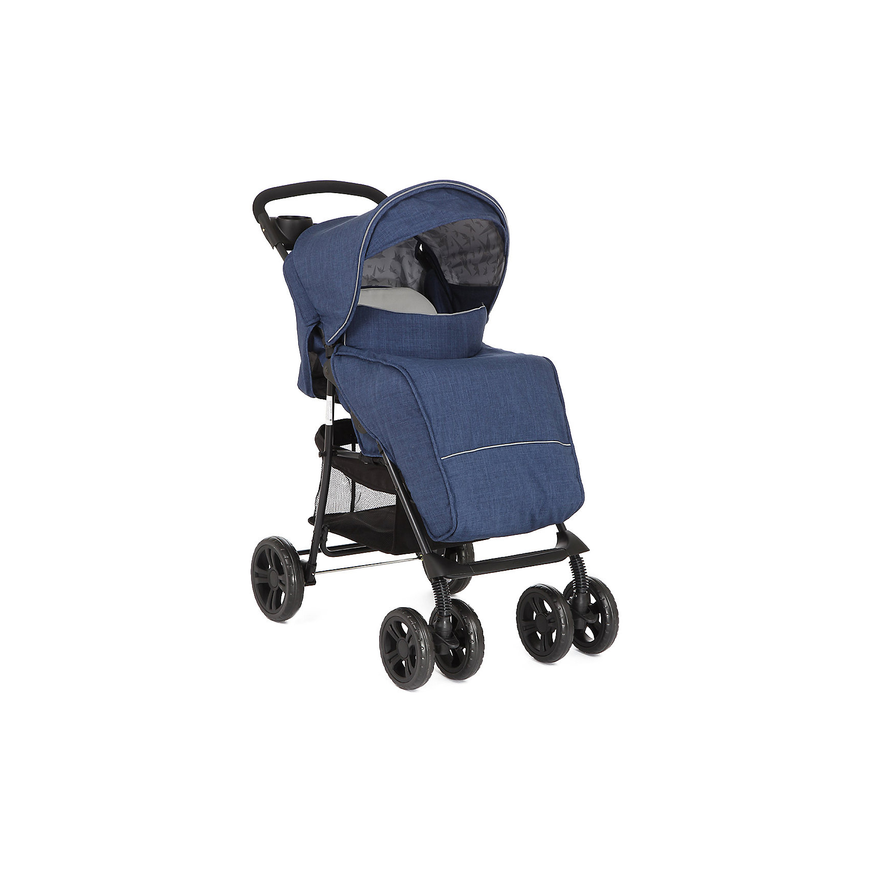 Прогулочная коляска E0970 TEXAS Mobility One, джинс