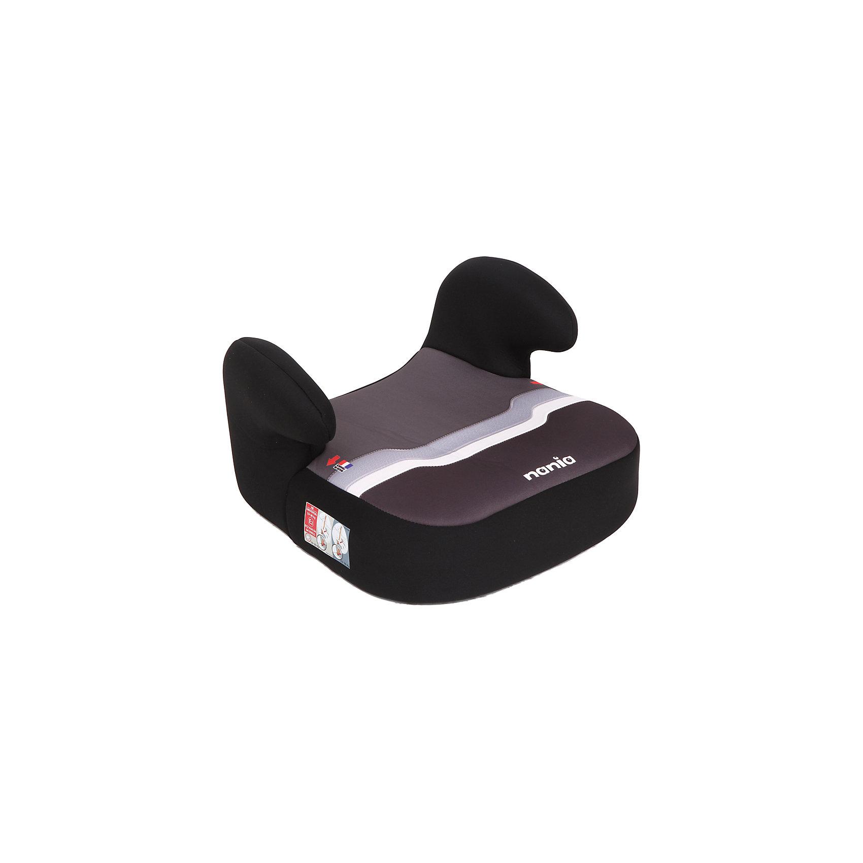 Автокресло-бустер Dream, 15-36 кг., Nania, Horizon Black