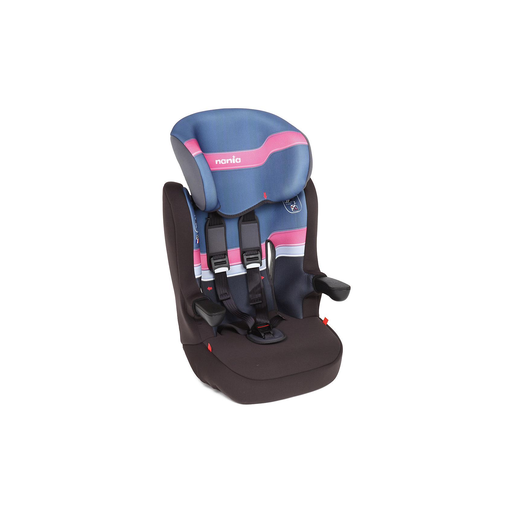 Автокресло I-Max SP, 9-36 кг., Nania, Horizon Pink