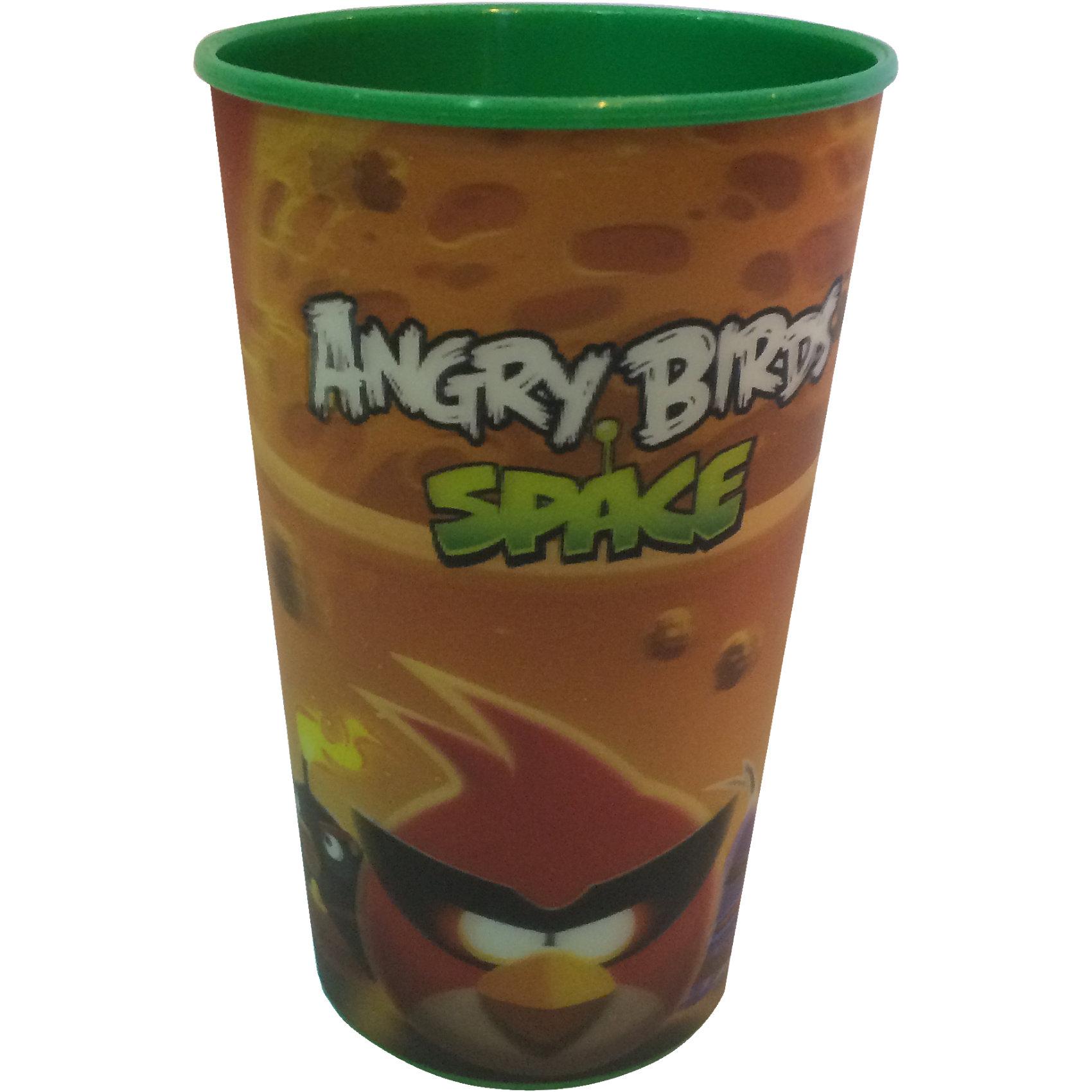 Зеленый стакан Планета, Angry BirdsОригинальный детский стакан Планета, Angry Birds, станет приятным сюрпризом для Вашего ребенка и отлично подойдет для повседневного использования. Стакан выполнен в ярком красочном дизайне в стиле популярной компьютерной игры Энгри Бердс и украшен изображениями знакомых персонажей - забавных птичек.  Материал представляет собой качественный пищевой пластик, не вызывающий аллергии и безопасный для детского здоровья. <br><br>Дополнительная информация:<br><br>- Материал: пластик.<br>- Объем: 250 мл.<br>- Размер: 9 х 9 х 11 см.<br>- Вес: 50 гр.<br><br>Зеленый стакан Планета, Angry Birds, можно купить в нашем интернет-магазине.<br><br>Ширина мм: 90<br>Глубина мм: 90<br>Высота мм: 110<br>Вес г: 50<br>Возраст от месяцев: 36<br>Возраст до месяцев: 192<br>Пол: Унисекс<br>Возраст: Детский<br>SKU: 4093873
