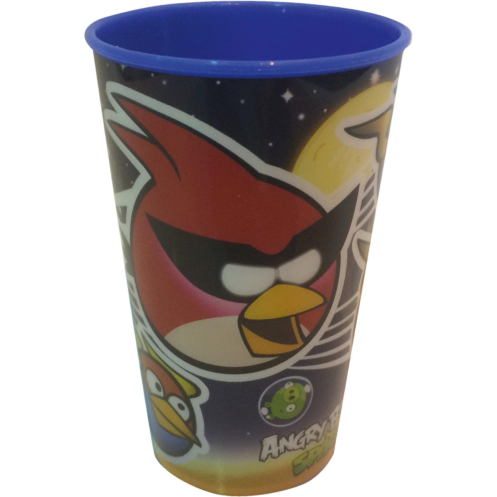 Синий стакан Космос, Angry BirdsОригинальный детский стакан Космос, Angry Birds, станет приятным сюрпризом для Вашего ребенка и отлично подойдет для повседневного использования. Стакан выполнен в ярком красочном дизайне в стиле популярной компьютерной игры Энгри Бердс и украшен изображениями знакомых персонажей - забавных птичек. Материал представляет собой качественный пищевой пластик, не вызывающий аллергии и безопасный для детского здоровья. <br><br>Дополнительная информация:<br><br>- Материал: пластик.<br>- Объем: 250 мл.<br>- Размер: 9 х 9 х 11 см.<br>- Вес: 50 гр.<br><br>Синий стакан Космос, Angry Birds, можно купить в нашем интернет-магазине.<br><br>Ширина мм: 90<br>Глубина мм: 90<br>Высота мм: 110<br>Вес г: 50<br>Возраст от месяцев: 36<br>Возраст до месяцев: 192<br>Пол: Унисекс<br>Возраст: Детский<br>SKU: 4093874