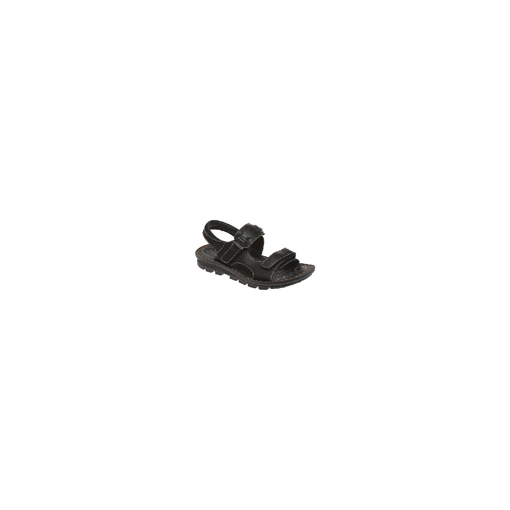 Сандалии для мальчика ЗебраСандалии для мальчика от известного российского бренда детской обуви Зебра.<br>Устойчивые черные сандалии – практичная и модная обувь. Они просто застегиваются благодаря липучке, отлично прилегают к ноге. Износостойкие и качественные.<br>Отличительные особенности модели:<br>- модный дизайн;<br>- цвет - черные;<br>- комфортная колодка;<br>- устойчивая износостойкая подошва;<br>- удобные застежки-липучки;<br>- качественные материалы.<br>Дополнительная информация:<br>- Температурный режим: от + 15° С  до + 35° С.<br>- Состав:<br>материал верха: микрофибра<br>материал подкладки: натуральная кожа<br>подошва: ПУ.<br>Сандалии для мальчика от бренда Зебра можно купить в нашем магазине.<br><br>Ширина мм: 219<br>Глубина мм: 154<br>Высота мм: 121<br>Вес г: 343<br>Цвет: черный<br>Возраст от месяцев: 132<br>Возраст до месяцев: 144<br>Пол: Мужской<br>Возраст: Детский<br>Размер: 35,33,37,36,34<br>SKU: 4101234