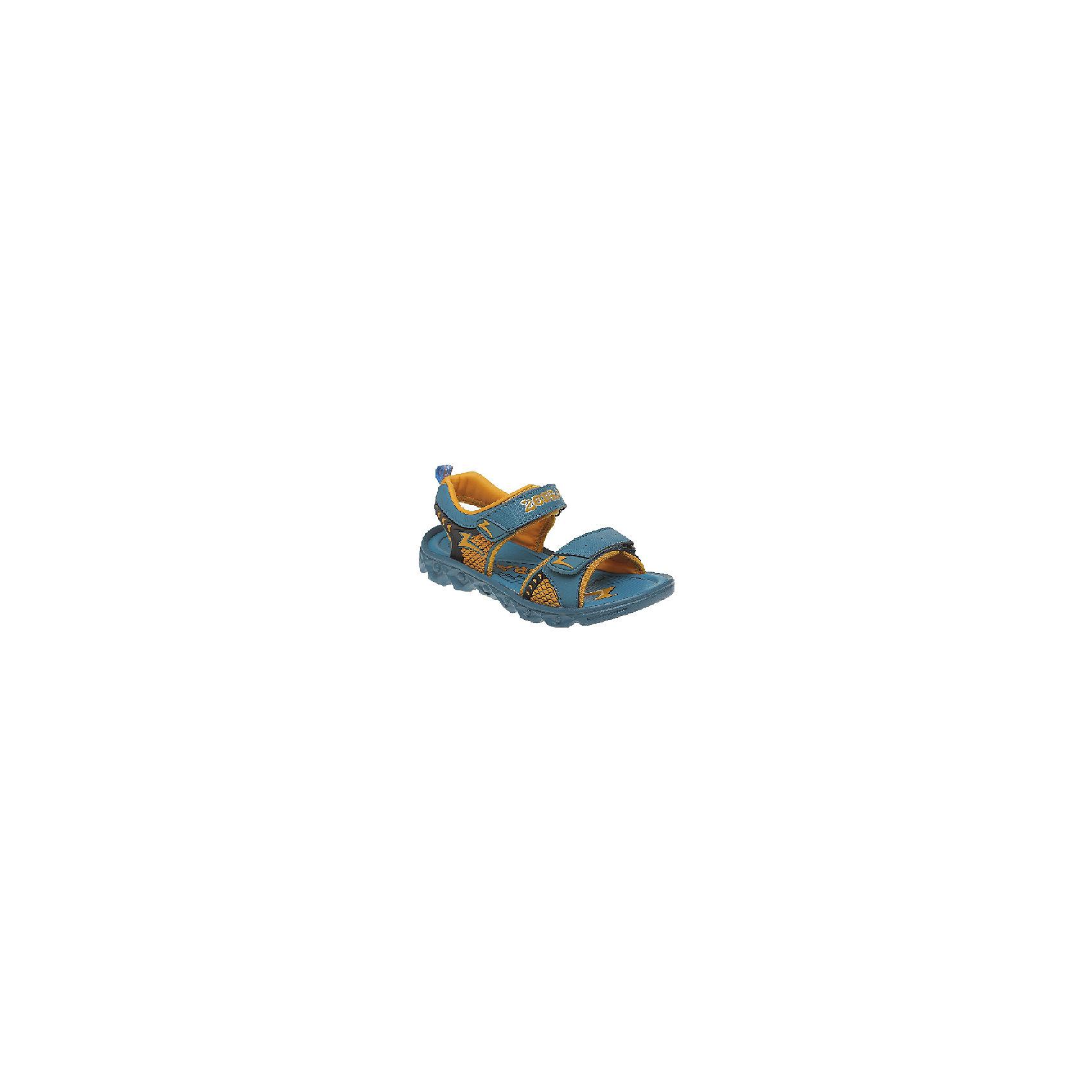 Сандалии для мальчика ЗебраСандалии для мальчика от известного российского бренда детской обуви Зебра.<br>Стильные легкие сандалии – это комфортная и практичная обувь. Они просто застегиваются благодаря липучке, отлично прилегают к ноге.<br>- модный дизайн;<br>- цвет синий, с контрастными элементами;<br>- комфортная колодка;<br>- устойчивая износостойкая подошва;<br>- удобные застежки-липучки;<br>- мягкий верхний кант для предотвращения потертостей;<br>- качественный материал.<br>Дополнительная информация:<br>- Температурный режим: от + 15° С  до + 35° С.<br>- Состав:<br>материал верха: искусственная кожа<br>материал подкладки: текстиль<br>подошва: ПУ.<br>Сандалии для мальчика от бренда Зебра можно купить в нашем магазине.<br><br>Ширина мм: 219<br>Глубина мм: 154<br>Высота мм: 121<br>Вес г: 343<br>Цвет: голубой<br>Возраст от месяцев: 120<br>Возраст до месяцев: 132<br>Пол: Мужской<br>Возраст: Детский<br>Размер: 34,37,33,35,36<br>SKU: 4101246