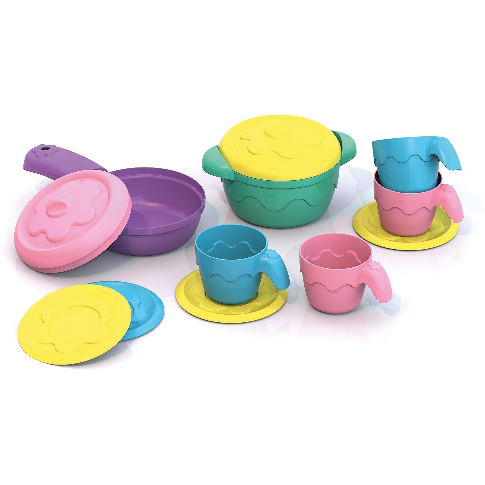 Набор детской посуды, Шкода
