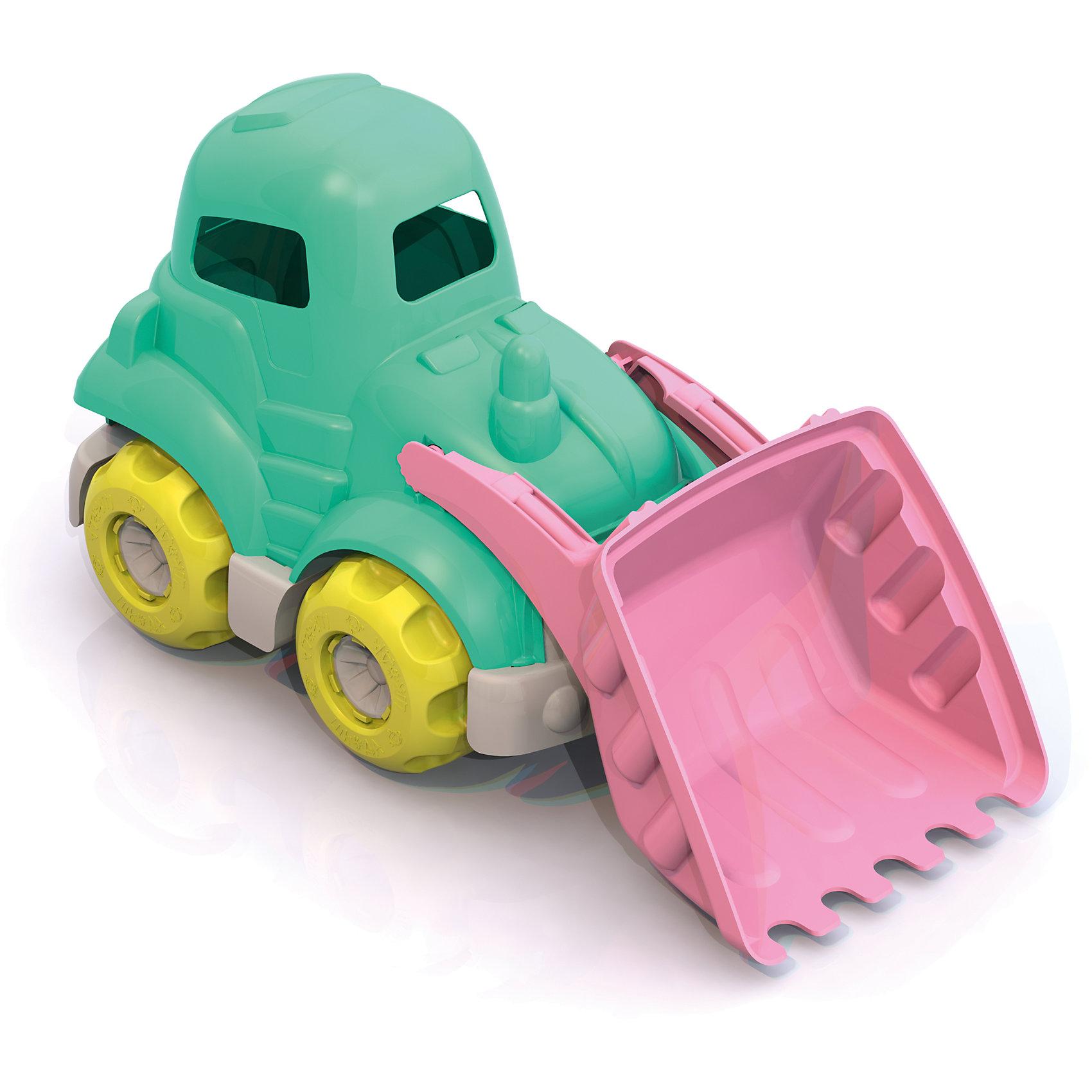 Трактор, ШкодаТрактор из серии Моя любимая машинка уникальная игрушка из пластмассы нового поколения, в производстве использованы очень яркие цвета и новые дизайнерские решения.<br><br>Дополнительная информация:<br><br>- размеры: (37*16,5*20),<br>- регулируемый ковш в трех положениях.<br><br>Трактор, Шкода можно купить в нашем магазине.<br><br>Ширина мм: 370<br>Глубина мм: 165<br>Высота мм: 200<br>Вес г: 410<br>Возраст от месяцев: 36<br>Возраст до месяцев: 72<br>Пол: Унисекс<br>Возраст: Детский<br>SKU: 4104897