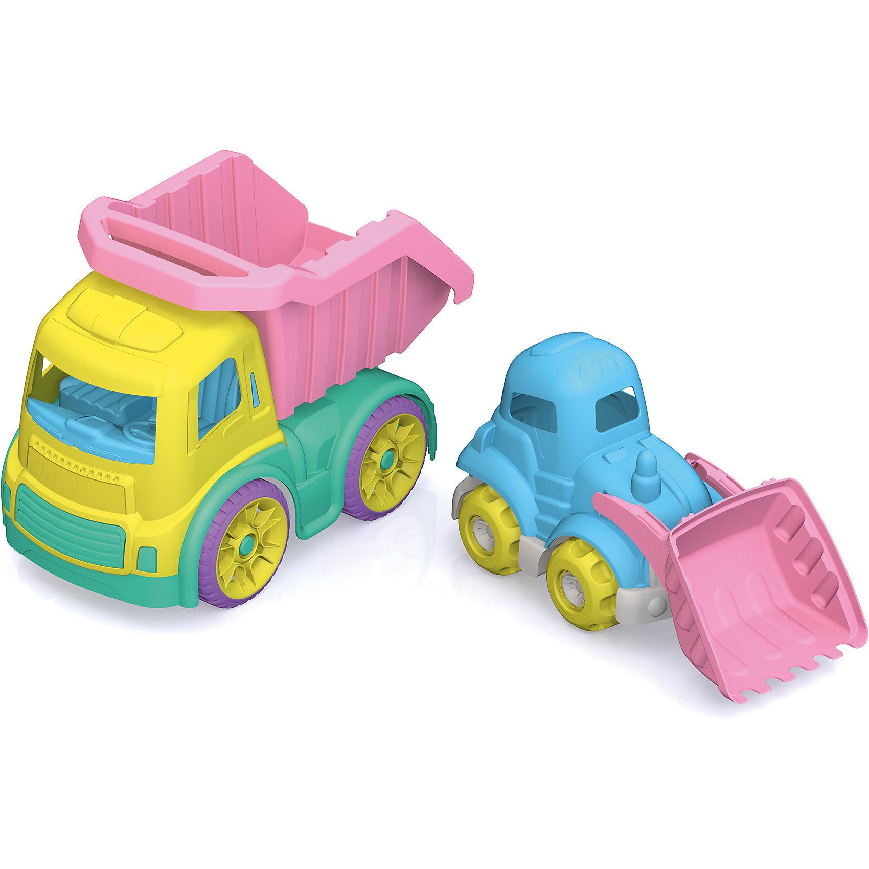 Набор машинок, ШкодаУникальные игрушки из пластмассы нового поколения, в производстве использованы очень яркие цвета и новые дизайнерские решения.<br><br>Дополнительная информация:<br><br>Грузовик из серии Моя любимая машинка:<br><br>- размеры: (40,5*23*28,5)<br>- функциональный кузов который способен перевозить любимые игрушки, регулируется в двух положениях.<br><br>Трактор из серии Моя любимая машинка:<br><br>- размеры: (37*16,5*20), <br>- регулируемый ковш в трех положениях.<br><br>Набор машинок, Шкода можно купить в нашем магазине.<br><br>Ширина мм: 415<br>Глубина мм: 230<br>Высота мм: 305<br>Вес г: 1470<br>Возраст от месяцев: 36<br>Возраст до месяцев: 72<br>Пол: Унисекс<br>Возраст: Детский<br>SKU: 4104904