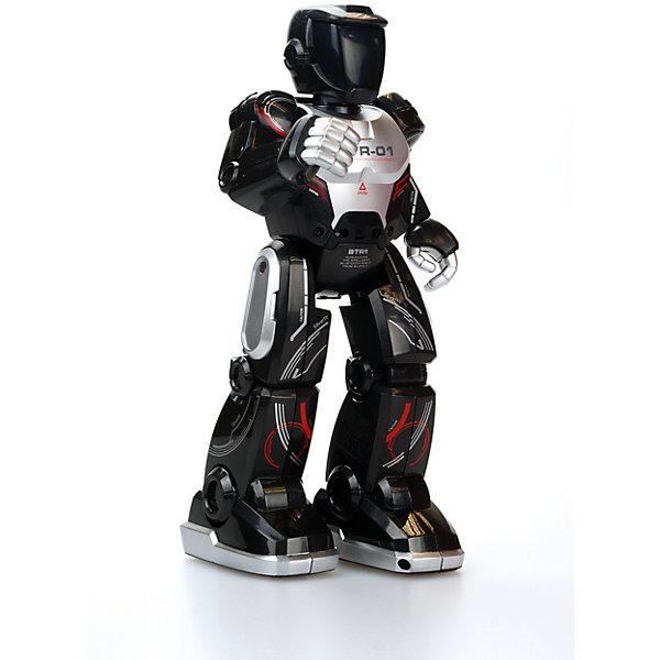Программируемый робот Полицейский, SilverlitРоботы<br>Программируемый робот Полицейский, Silverlit - игрушка нового поколения, рассчитанная на управление с компьютера, смартфона или планшета. Робот управляется с помощью встроенного Bluetooth. С помощью встроенного инфракрасного датчика полицейский может взаимодействовать с другими роботами на расстоянии до 8 метров и распознавать препятствия на своем пути. Если у вас нет планшета или смартфона, игрушка может двигаться без них, выполняя запрограммированные движения - это очень удобно, если с роботом играют маленькие дети. Робот имеет функцию «Шпион», благодаря которой будет проходить запись разговоров.<br><br>Дополнительная информация:<br><br>- Комплектация: робот, аккумулятор, USB провод для зарядки. <br>- Материал: пластик, металл.<br>- Размер: 24 см.<br>- Элемент питания: аккумулятор (в комплекте).<br>- Время зарядки аккумулятора: 1 час.<br>- Время непрерывной работы (при полной зарядке аккумулятора): 30 мин.<br>- Управление: планшет, компьютер, смартфон (IOS , Android).<br>- Голова, руки, пальцы, ноги подвижные.<br>- ИК датчик для распознавания препятствий и других роботов.<br>- Функция Шпион.<br><br>Программируемого робота Полицейский, Silverlit (Сильверлит) можно купить в нашем магазине.<br><br>Ширина мм: 210<br>Глубина мм: 90<br>Высота мм: 300<br>Вес г: 700<br>Возраст от месяцев: 36<br>Возраст до месяцев: 84<br>Пол: Мужской<br>Возраст: Детский<br>SKU: 4109264