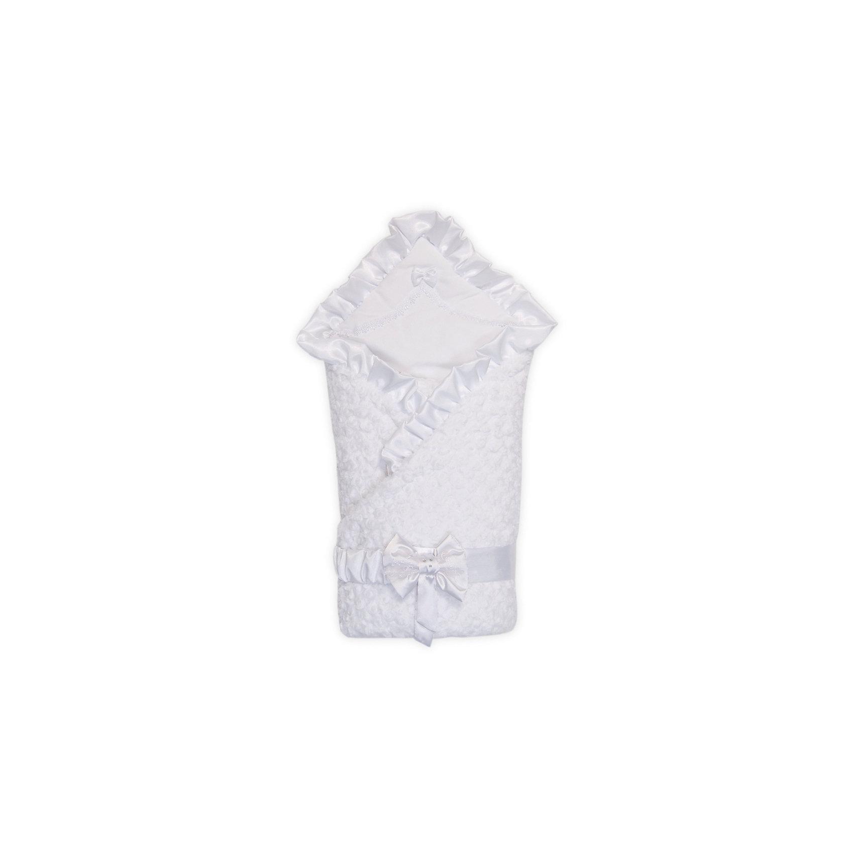 Конверт-одеяло на выписку «Розочки» Сонный гномик