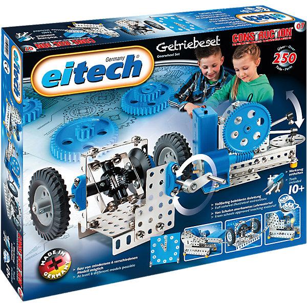Купить Металлический конструктор Eitech Механик , 250 деталей, Германия, Мужской