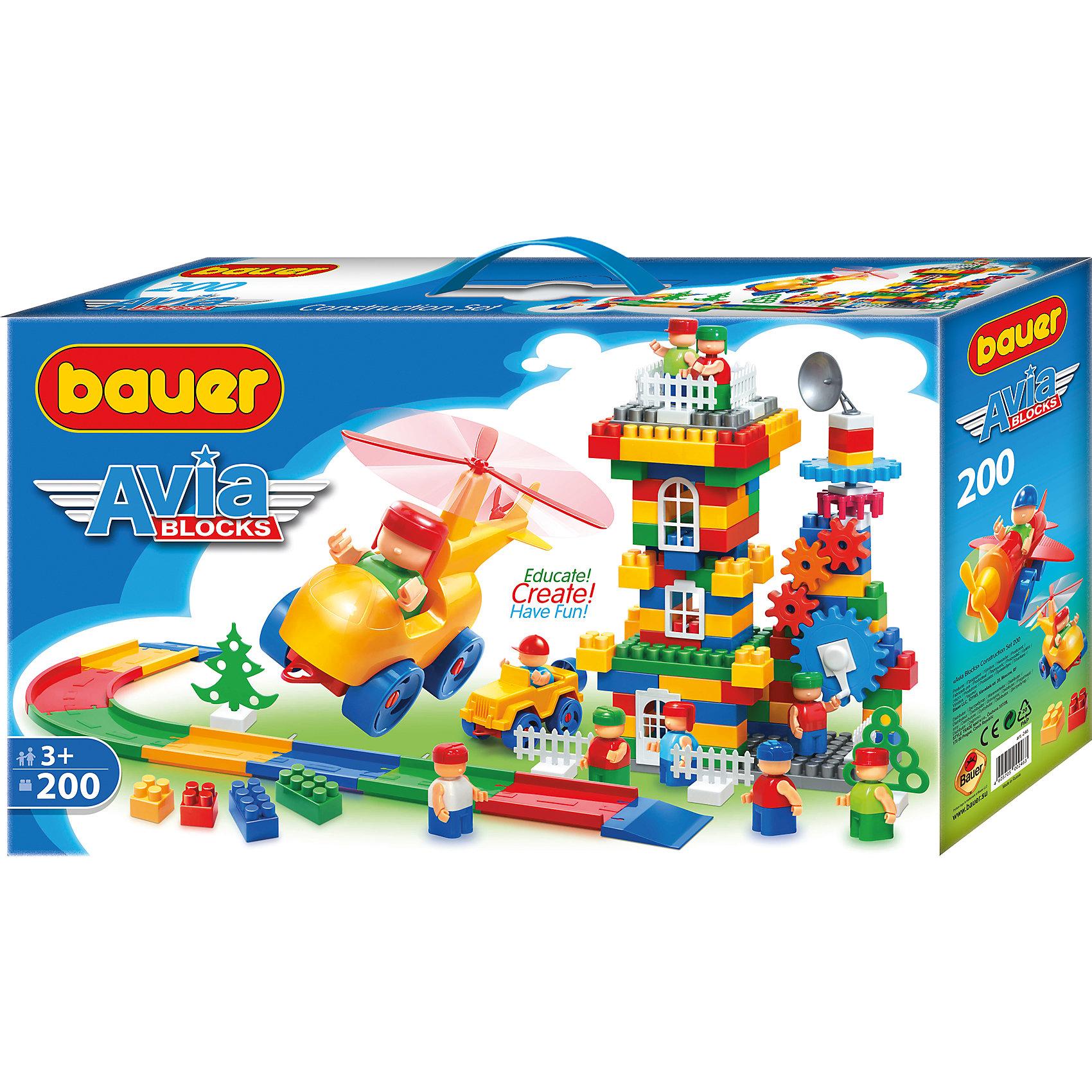 ����������� ����� Avia 200 �������, Bauer