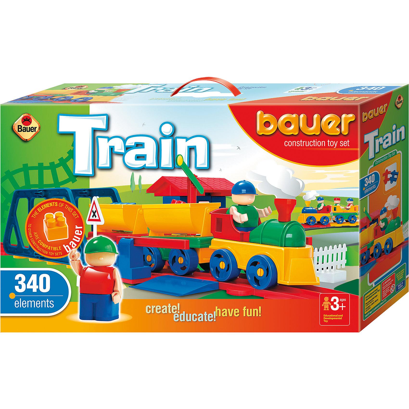 ����������� ����� �������� ������ 340 �������, Bauer