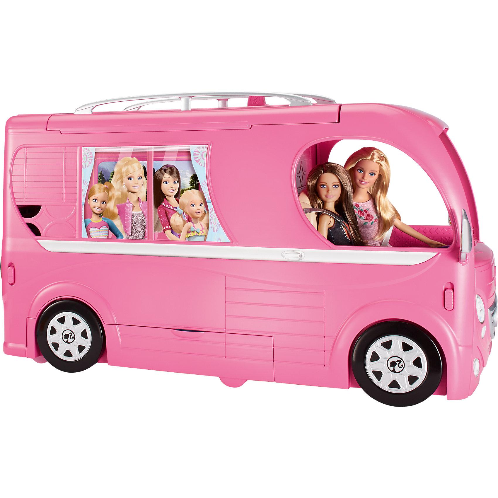 Фургон для путешествий, Barbie