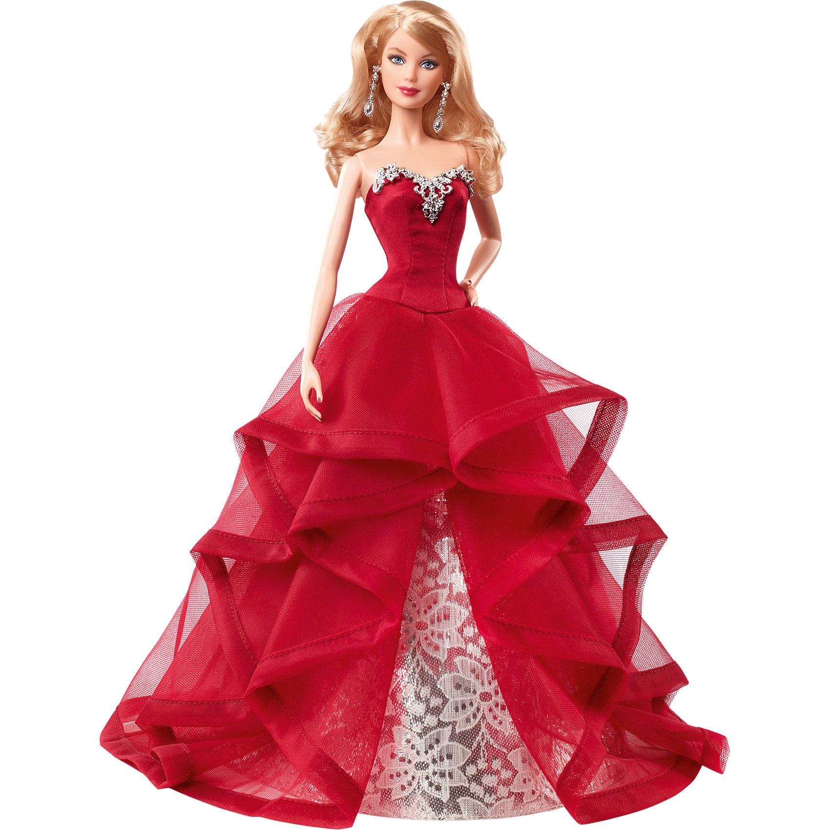 Коллекционная праздничная кукла 2015, Barbie