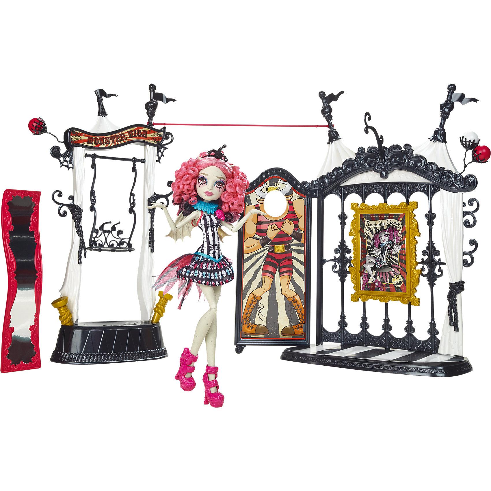 Кукла Рошель Гойл и Цирковая арена, Monster High