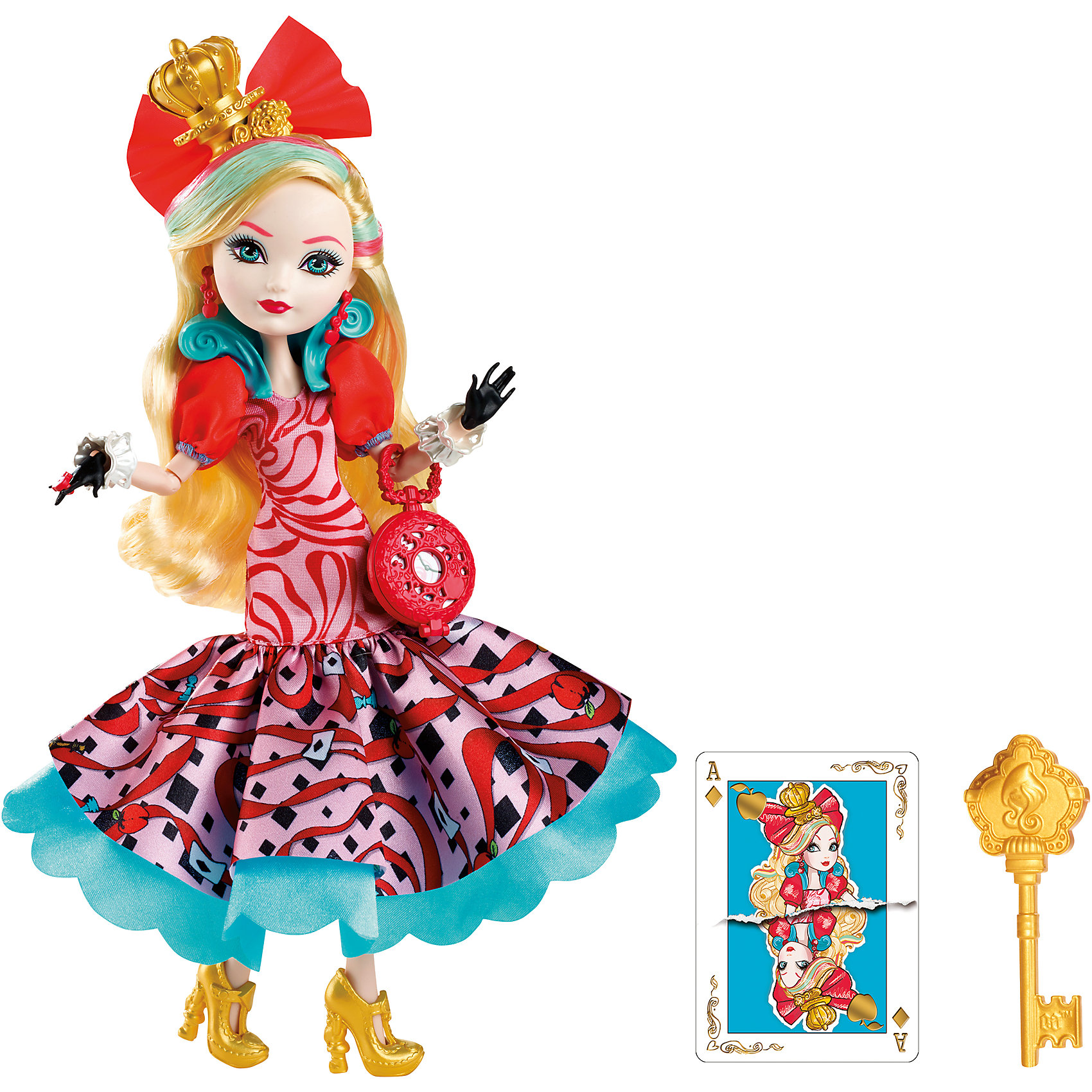 Кукла Эппл Уайт
