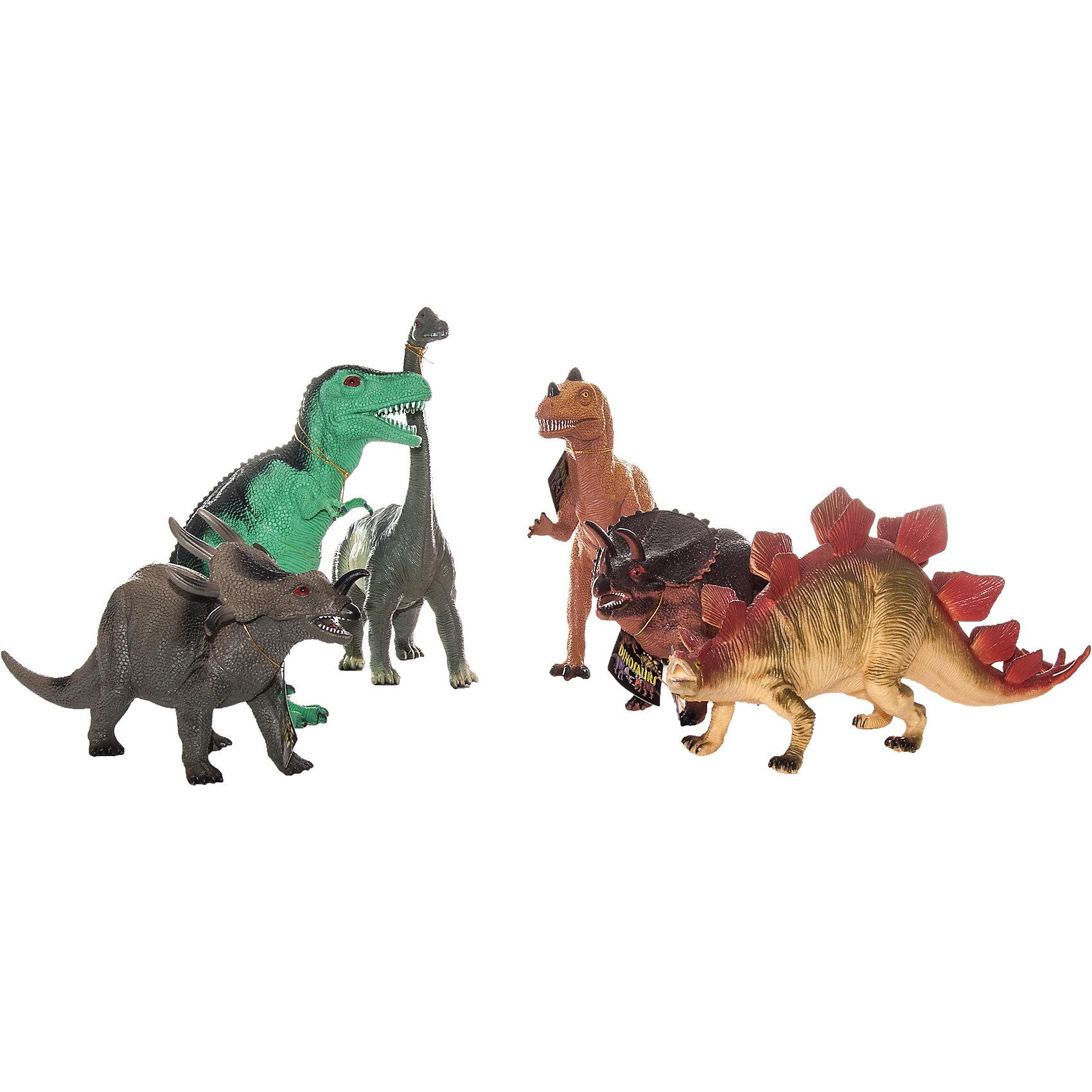 Фигурка динозавра, HGL, в ассортименте