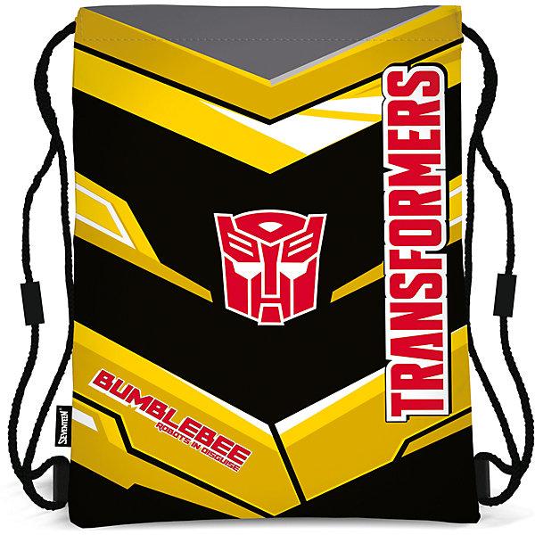 Сумка-рюкзак для обуви Трансформеры