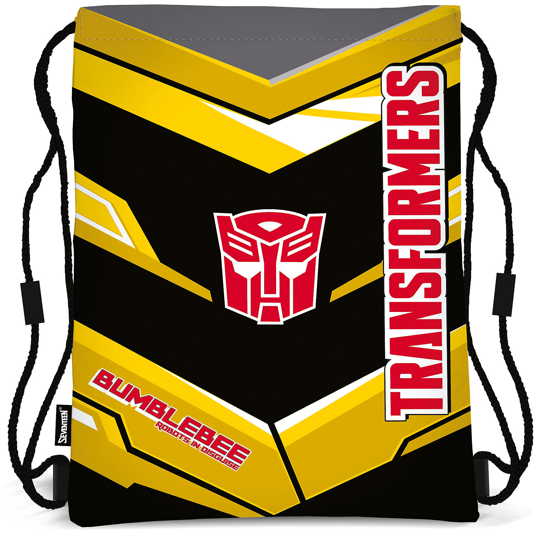 Академия групп Сумка-рюкзак для обуви Трансформеры мешок для обуви академия групп transformers 43 34см trbb ut1 883