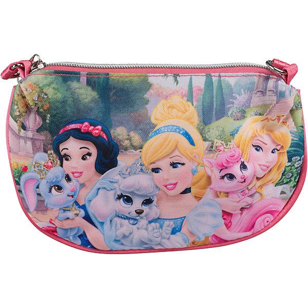 Сумка-клатч, Принцессы ДиснейДетские сумки<br>Детская сумочка-клатч - это одновременно стильная и удобная вещь. Она компактна и не занимает много места, в ней можно разместить все самые необходимые вещи. Сумочка закрывается на молнию и снабжена текстильной ручкой.<br><br>Дополнительная информация:<br><br>Одно отделение на молнии.<br>Размер 12,5 х 20 х 1 см.<br><br>Сумку-клатч Принцессы Дисней (Disney Princess) 12,5*20*1 см можно купить в нашем магазине.<br>Ширина мм: 125; Глубина мм: 200; Высота мм: 10; Вес г: 39; Возраст от месяцев: 48; Возраст до месяцев: 84; Пол: Женский; Возраст: Детский; SKU: 4140996;