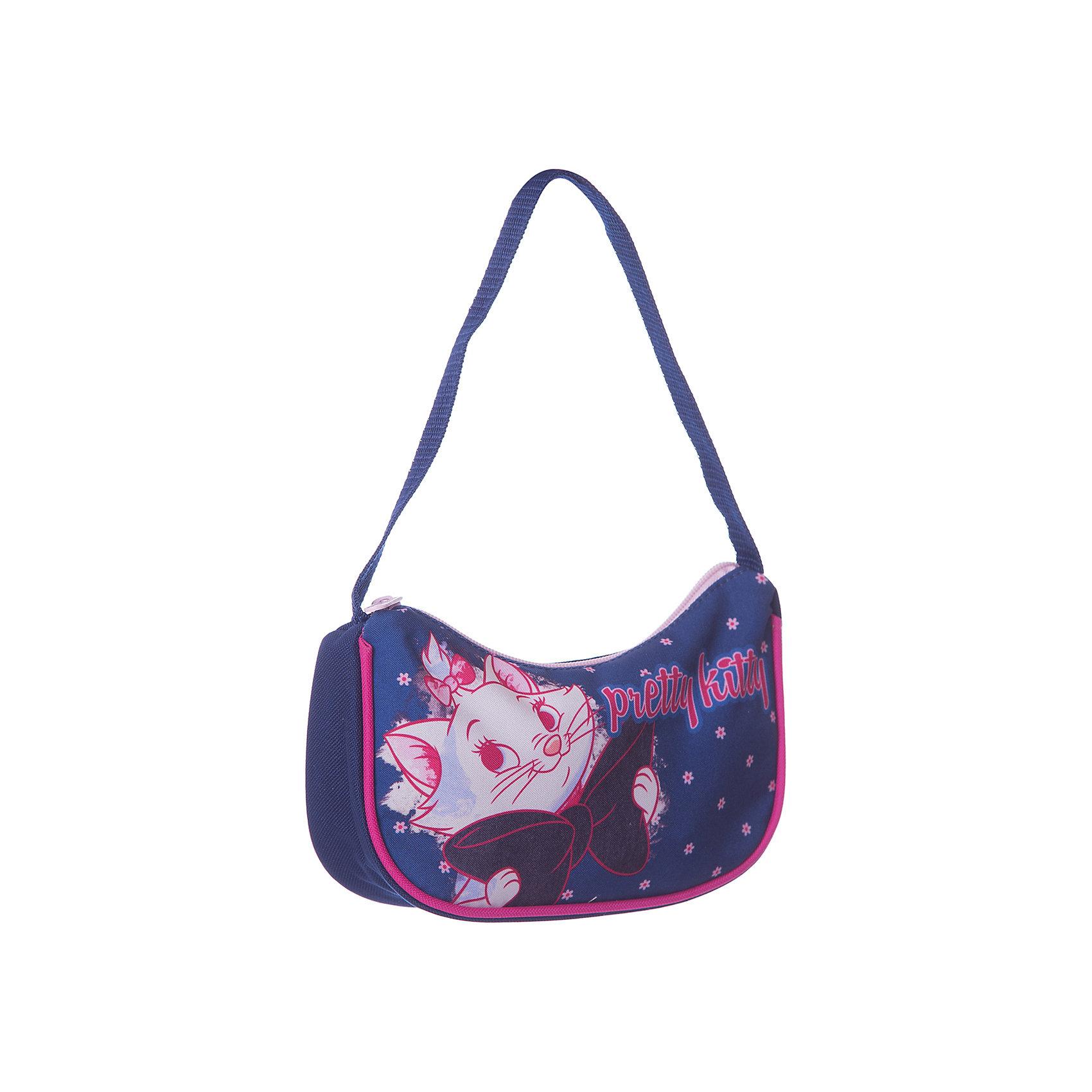 Сумка Кошка Мари 13*21*6,5 смСтильная детская сумочка с изображением любимых героев, несомненно понравится Вашему ребенку. С ней можно отправиться на прогулку и взять с собой все самое необходимое. Сумка закрывается на молнию. Лямка свободно регулируется по длине, обеспечивая дополнительный комфорт. Модель выполнена из плотного и износостойкого полиэстера.<br><br>Дополнительная информация:<br><br>Одно отделение на молнии.<br>Размер 13 х 21 х 6,5 см.<br><br>Сумку Кошка Мари 13*21*6,5 см можно купить в нашем магазине.<br><br>Ширина мм: 130<br>Глубина мм: 210<br>Высота мм: 65<br>Вес г: 55<br>Возраст от месяцев: 96<br>Возраст до месяцев: 108<br>Пол: Женский<br>Возраст: Детский<br>SKU: 4140999