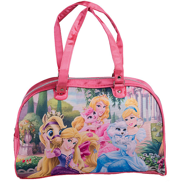 Сумка Принцессы Дисней  21,5*34*13 смДорожные сумки и чемоданы<br>Стильная детская сумка с изображением любимых героев, несомненно понравится Вашему ребенку. С ней можно отправиться на прогулку и взять с собой все самое необходимое. Сумка закрывается на молнию. Модель снабжена удобными текстильными ручками для ношения в руках. Сумка выполнена из плотного и износостойкого полиэстера.<br><br>Дополнительная информация:<br><br>Одно отделение на молнии.<br>Размер 21,5 х 34 х 13 см.<br><br>Сумку Принцессы Дисней (Disney Princess)  21,5*34*13 см можно купить в нашем магазине.<br>Ширина мм: 215; Глубина мм: 340; Высота мм: 130; Вес г: 241; Возраст от месяцев: 48; Возраст до месяцев: 84; Пол: Женский; Возраст: Детский; SKU: 4141002;