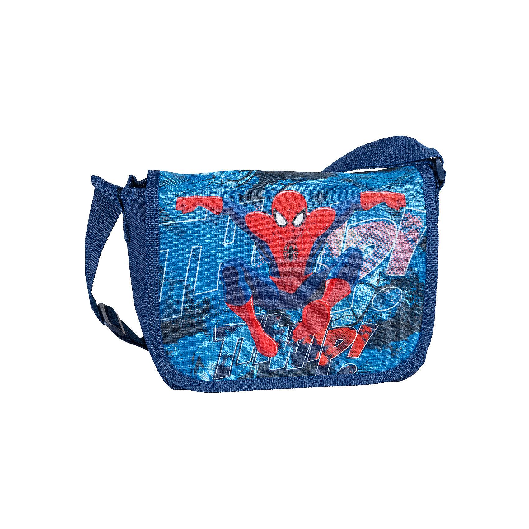 Академия групп Сумка Человек-Паук 18*25*10 см академия групп набор канцелярский в подарочной коробке человек паук