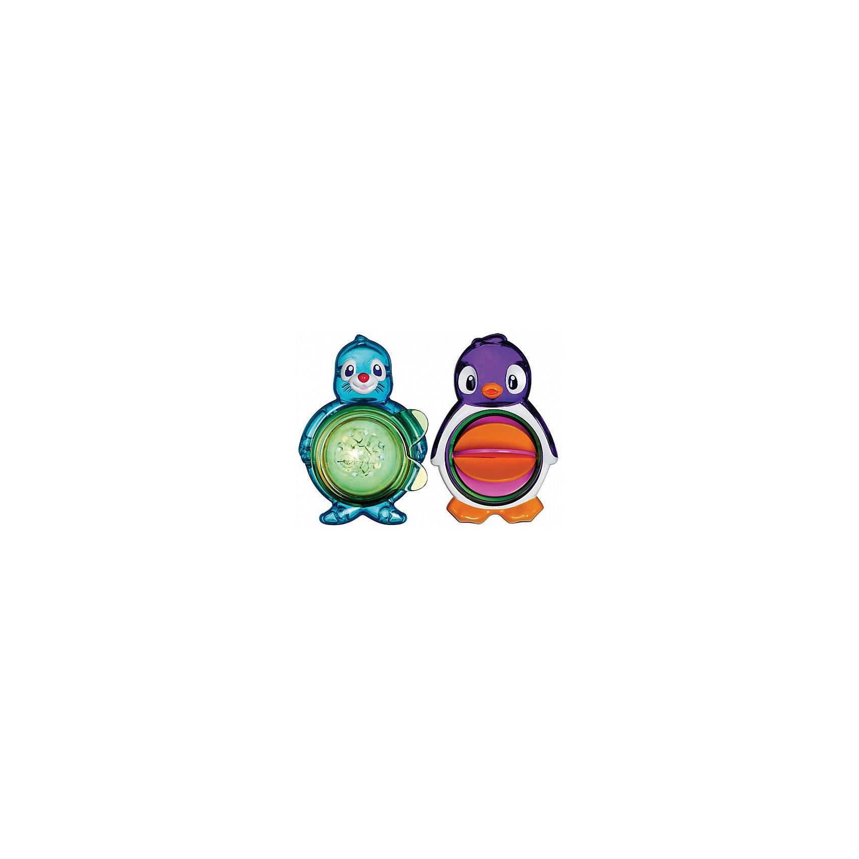 Игрушки для ванной Морские животные 2шт, Munchkin от myToys