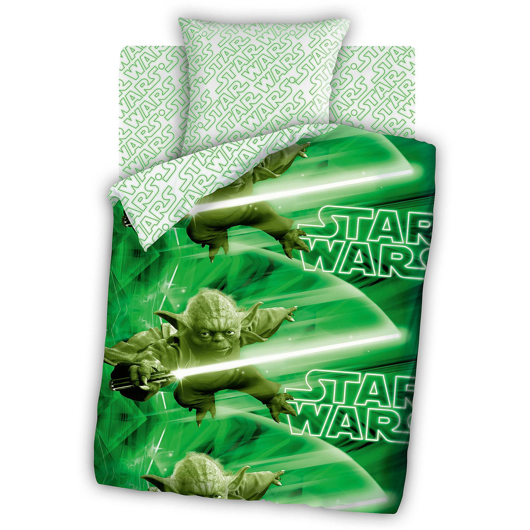 Комплект Мастер Йода 1,5-спальный (наволочка 70*70 см), Star WarsКомплект Мастер Йода 1,5-спальный (наволочка 70*70 см), Star Wars – это качественное российское белье для малышей.<br>Приятный цвет и высокое качество комплекта постельного белья Мастер Йода гарантирует, что атмосфера спальни наполнится теплотой и уютом, а ваш малыш испытает множество сладких мгновений спокойного сна. Комплект  обрадует юного поклонника фильма Звездные войны, ведь засыпать в компании с полюбившимися героями намного приятнее. Комплект изготовлен из высококачественной бязи (100% хлопка). Это постельное белье абсолютно натуральное, гипоаллергенное, соответствует строжайшим экологическим нормам безопасности, комфортное, дышащее, не нарушает естественные процессы терморегуляции, прочное, не линяет, не деформируется и не теряет своих красок даже после многочисленных стирок, а также отличается хорошей износостойкостью.<br><br>Дополнительная информация:<br><br>- Размер комплекта: полутораспальный<br>- Тип ткани: бязь (100% хлопок)<br>- В комплекте: 1 наволочка, 1 пододеяльник и 1 простыня<br>- Размер пододеяльника: 215 х 143 см.<br>- Размер наволочки: 70 х 70 см.<br>- Размер простыни: 214 х 150 см.<br>- Размер упаковки: 25 х 7 х 35 см.<br>- Вес: 2,3 кг.<br><br>Комплект Мастер Йода 1,5-спальный (наволочка 70*70 см), Star Wars можно купить в нашем интернет-магазине.<br><br>Ширина мм: 250<br>Глубина мм: 350<br>Высота мм: 70<br>Вес г: 2300<br>Возраст от месяцев: 36<br>Возраст до месяцев: 144<br>Пол: Унисекс<br>Возраст: Детский<br>SKU: 4142515