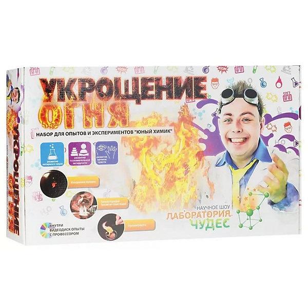 Купить Набор Укрощение огня , Инновации для детей, Россия, Унисекс