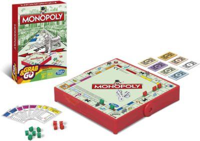 Дорожная игра Монополия , Hasbro