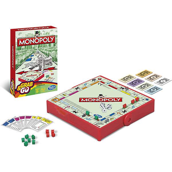 Дорожная игра Монополия, Hasbro