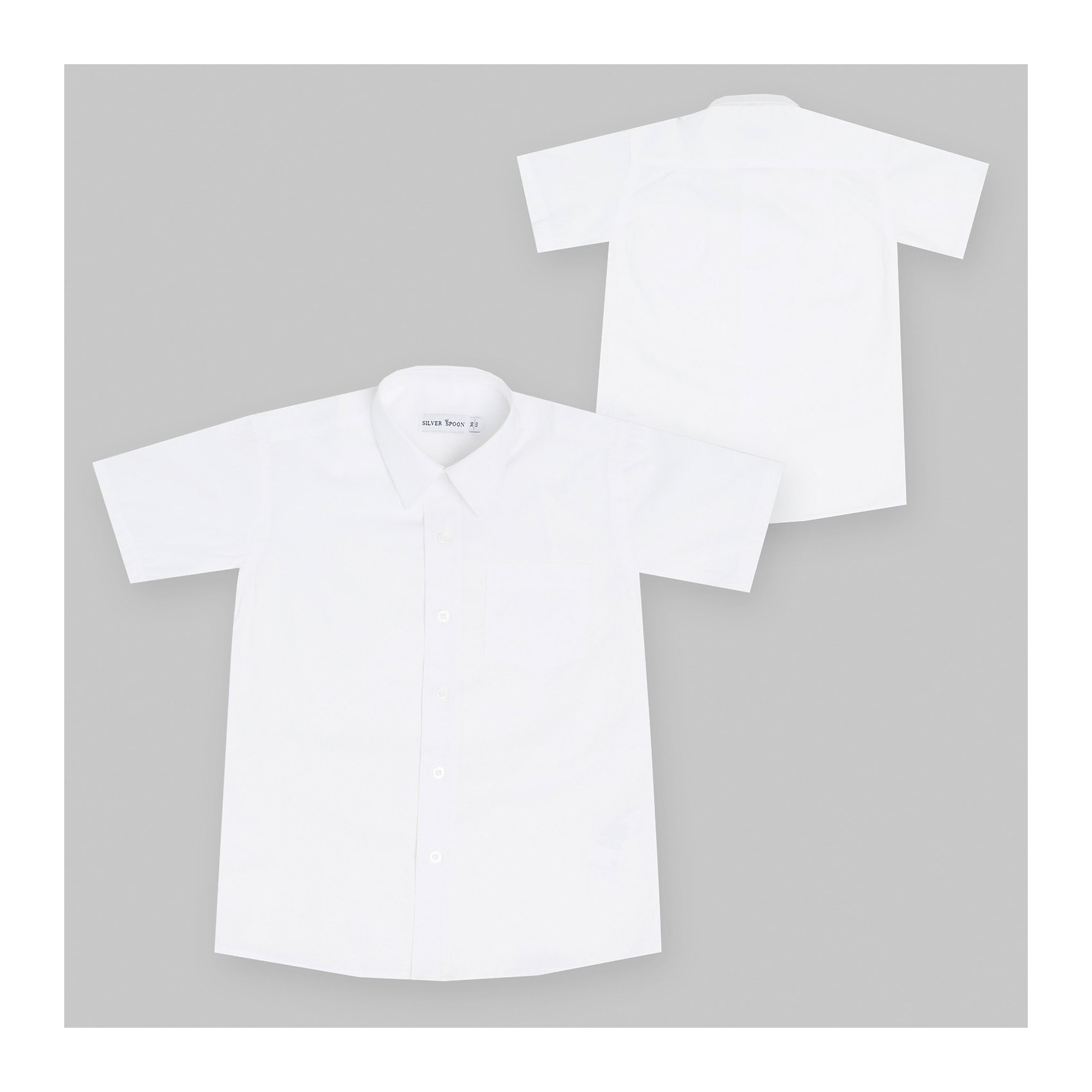 Рубашка для мальчика Silver Spoon