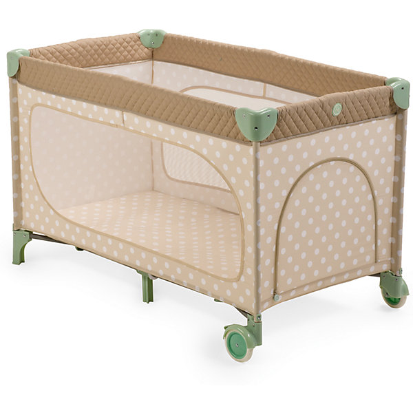 Манеж-кровать Martin, Happy Baby, бежевыйМанежи-кровати<br>Элегантный манеж, легко превращающийся в комфортабельную кроватку, выполнен из современных, легких материалов. Большие окна обеспечивают вентиляцию, прекрасное освещение и позволяют хорошо видеть малыша. Два колесика делают удобным перемещение манежа-кроватки по дому. Все углы и опасные для ребенка поверхности защищены специальными накладками.<br><br>В комплектацию входит съемный матрасик, дополнительный второй уровень, а для активных малышей имеется боковой лаз. Кроватка легко и компактно складывается.<br><br>Дополнительная информация:<br><br>Размеры в сложенном виде: 76 см Х 26 см Х 22 см<br>Размеры в разложенном виде: 128 см Х 76 см Х 70 см<br>Размер спального места: 120 см Х 60 см<br>Максимальный вес ребенка: до 15 кг<br><br>Внимание! Первое фото является оригинальным, остальные фото, отличающиеся по цвету, показывают функционал товара.<br><br>Кровать-манеж Martin, Happy Baby, бежевую можно купить в нашем магазине.<br>Ширина мм: 220; Глубина мм: 230; Высота мм: 780; Вес г: 12000; Цвет: бежевый; Возраст от месяцев: 0; Возраст до месяцев: 36; Пол: Унисекс; Возраст: Детский; SKU: 4146881;