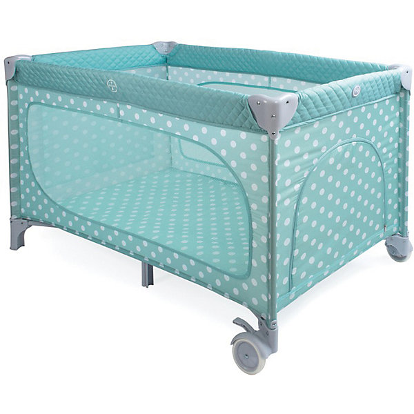 Манеж-кровать Martin, Happy Baby, голубойДетские кроватки<br>Элегантный манеж, легко превращающийся в комфортабельную кроватку, выполнен из современных, легких материалов. Большие окна обеспечивают вентиляцию, прекрасное освещение и позволяют хорошо видеть малыша. Два колесика делают удобным перемещение манежа-кроватки по дому. Все углы и опасные для ребенка<br>поверхности защищены специальными накладками.<br><br>В комплектацию входит съемный матрасик, дополнительный второй уровень, а для активных малышей имеется боковой лаз. Кроватка легко и компактно складывается.<br><br>Дополнительная информация:<br><br>Размеры в сложенном виде: 76 см Х 26 см Х 22 см<br>Размеры в разложенном виде: 128 см Х 76 см Х 70 см<br>Размер спального места: 120 см Х 60 см<br>Максимальный вес ребенка: до 15 кг<br><br>Кровать-манеж Martin, Happy Baby, голубую можно купить в нашем магазине.<br><br>Ширина мм: 220<br>Глубина мм: 230<br>Высота мм: 780<br>Вес г: 12000<br>Цвет: голубой<br>Возраст от месяцев: 0<br>Возраст до месяцев: 36<br>Пол: Унисекс<br>Возраст: Детский<br>SKU: 4146882