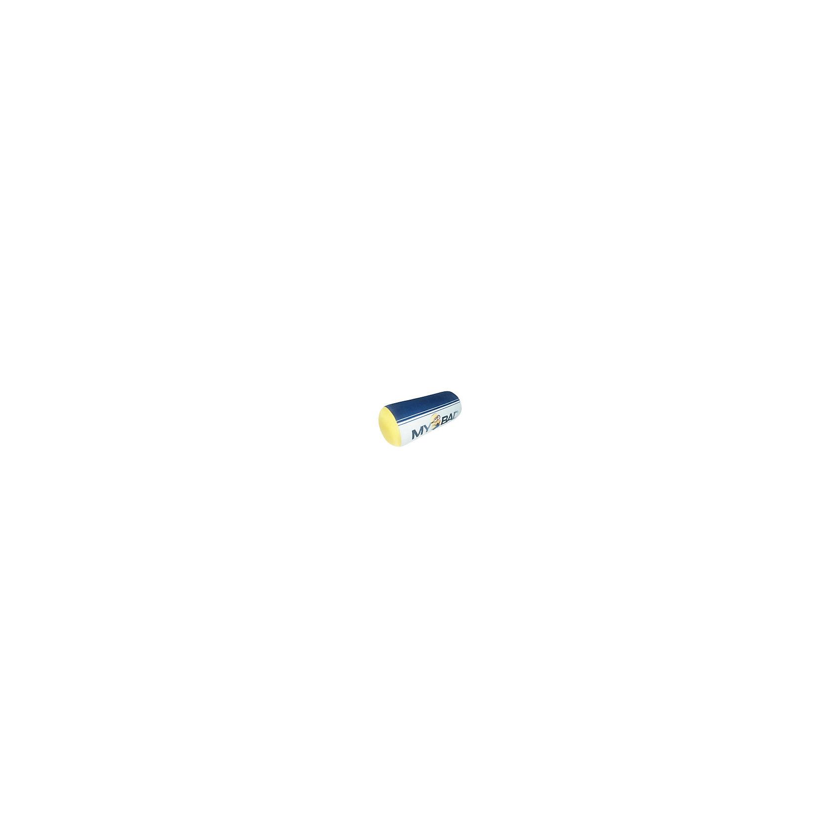 Подушка-антистресс Нечаянно 35 см, МиньоныПодушка-антистресс Нечаянно, Миньоны, порадует и поднимет настроение как детям так и взрослым. Яркая подушка в форме валика украшена изображением забавного существа миньона из популярного мультфильма Гадкий Я (Despicable Me). Основное достоинство подушки - это осязательный массаж с эффектом релаксации. Гладкая поверхность подушки выполнена из эластичного прочного трикотажа, а внутри находятся мельчайшие гранулы полистирола, благодаря которым она всегда будет легкой, упругой и приятной на ощупь. Подушку можно мять и<br>сжимать, но она неизменно возвращает себе первоначальную форму. Можно стирать в стиральной машинке в специальном мешке для одежды.  <br><br><br>Дополнительная информация:<br><br>- Материал: внешний материал - трикотаж, наполнитель - полистирол.<br>- Длина: 35 см.<br>- Размер упаковки: 35 х 18 х 18 см.<br>- Вес: 0,3 кг.<br> <br><br>Подушку-антистресс Нечаянно, Миньоны, СмолТойс, можно купить в нашем интернет-магазине.<br><br>Ширина мм: 350<br>Глубина мм: 180<br>Высота мм: 180<br>Вес г: 300<br>Возраст от месяцев: 36<br>Возраст до месяцев: 2147483647<br>Пол: Унисекс<br>Возраст: Детский<br>SKU: 4148690