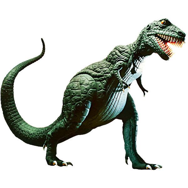 Тиранозавр РексМодели для склеивания<br>Характеристики товара:<br><br>• ISBN:4009803064703;<br>• возраст: от 10 лет;<br>• масштаб: 1:13;<br>• количество деталей: 51 шт;<br>• материал: пластик; <br>• клей и краски в комплект не входят;<br>• длина модели: 69,4х49,7 см;<br>• бренд, страна бренда: Revell (Ревел), Германия;<br>• страна-изготовитель: Корея.<br><br>Сборная модель для склеивания «Тиранозавр Рекс» поможет вам и вашему ребеноку собрать уменьшенную реалистичную копию древнего животного, раскрасить ее по своему воображению и получить удовольствие от увлекательной игры с этой игрушкой. <br><br>Это интересная модель стиракозавра, изготовленная в масштабе 1:13 и состоящая из 51 пластиковой детали, у которой будут подвижные конечности. <br><br>Собрать динозавра не слишком трудно. Элементы конструктора легко соединяются друг с другом, а крепления довольно прочные. Однако, чтобы обеспечить фигурке большую прочность, рекомендуется склеивать детали. Готовую модель необходимо раскрасить – для этого в комплект входят специальные акриловые краски нужных цветов, также в наборе находятся клей и кисточка. <br><br>Моделирование — это очень увлекательное и полезное занятие, которое по достоинству оценят не только дети, но и взрослые. Сборка моделей поможет ребенку развить воображение, мелкую моторику ручек и логическое мышление.<br><br>Сборную модель для склеивания «Тиранозавр Рекс», 51 дет., Revell (Ревел) можно купить в нашем интернет-магазине.<br><br>Ширина мм: 604<br>Глубина мм: 426<br>Высота мм: 124<br>Вес г: 1807<br>Возраст от месяцев: 120<br>Возраст до месяцев: 180<br>Пол: Мужской<br>Возраст: Детский<br>SKU: 4150236