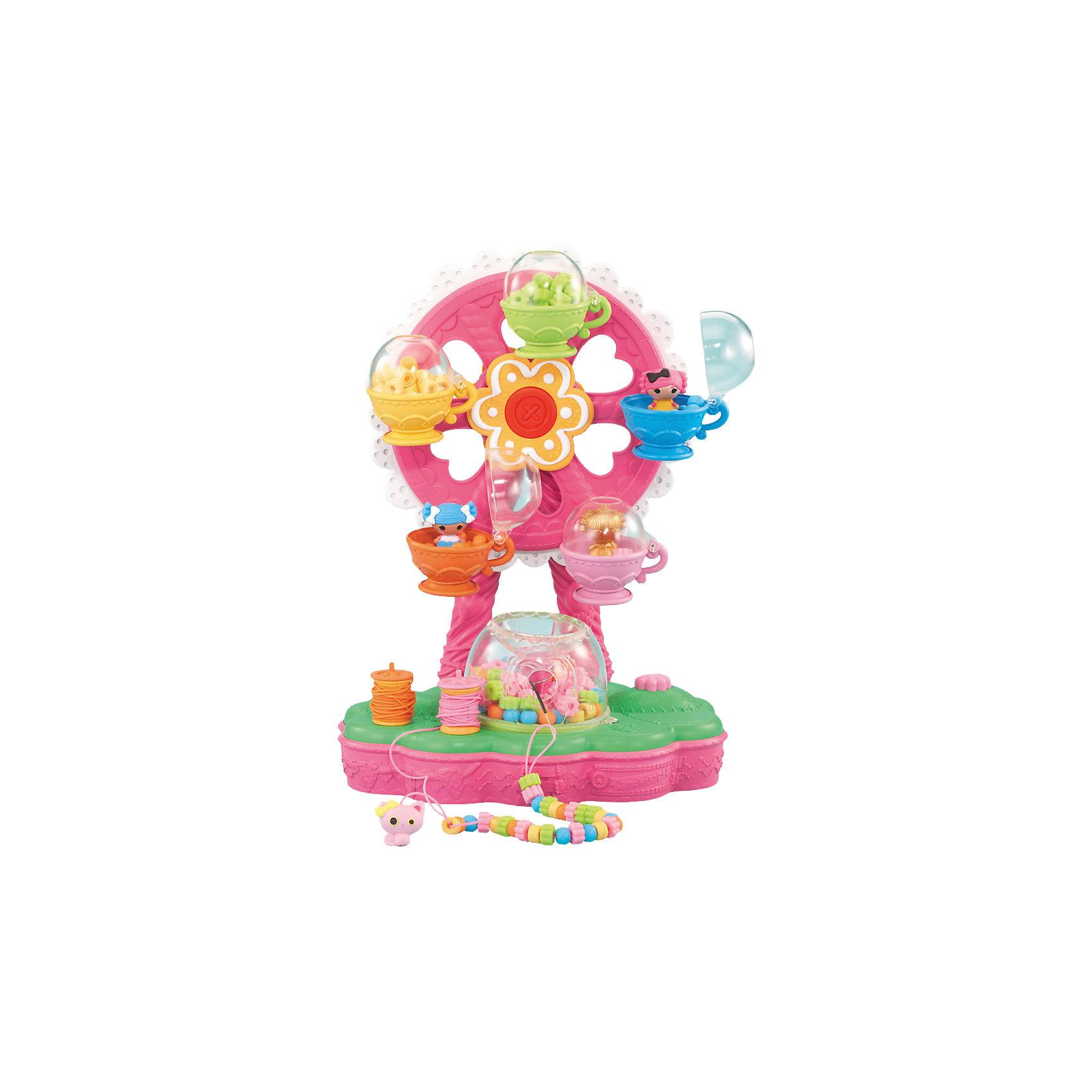 - Игровой набор Карусель  для создания украшений из бусинок, Lalaloopsy hasbro play doh игровой набор из 3 цветов цвета в ассортименте с 2 лет