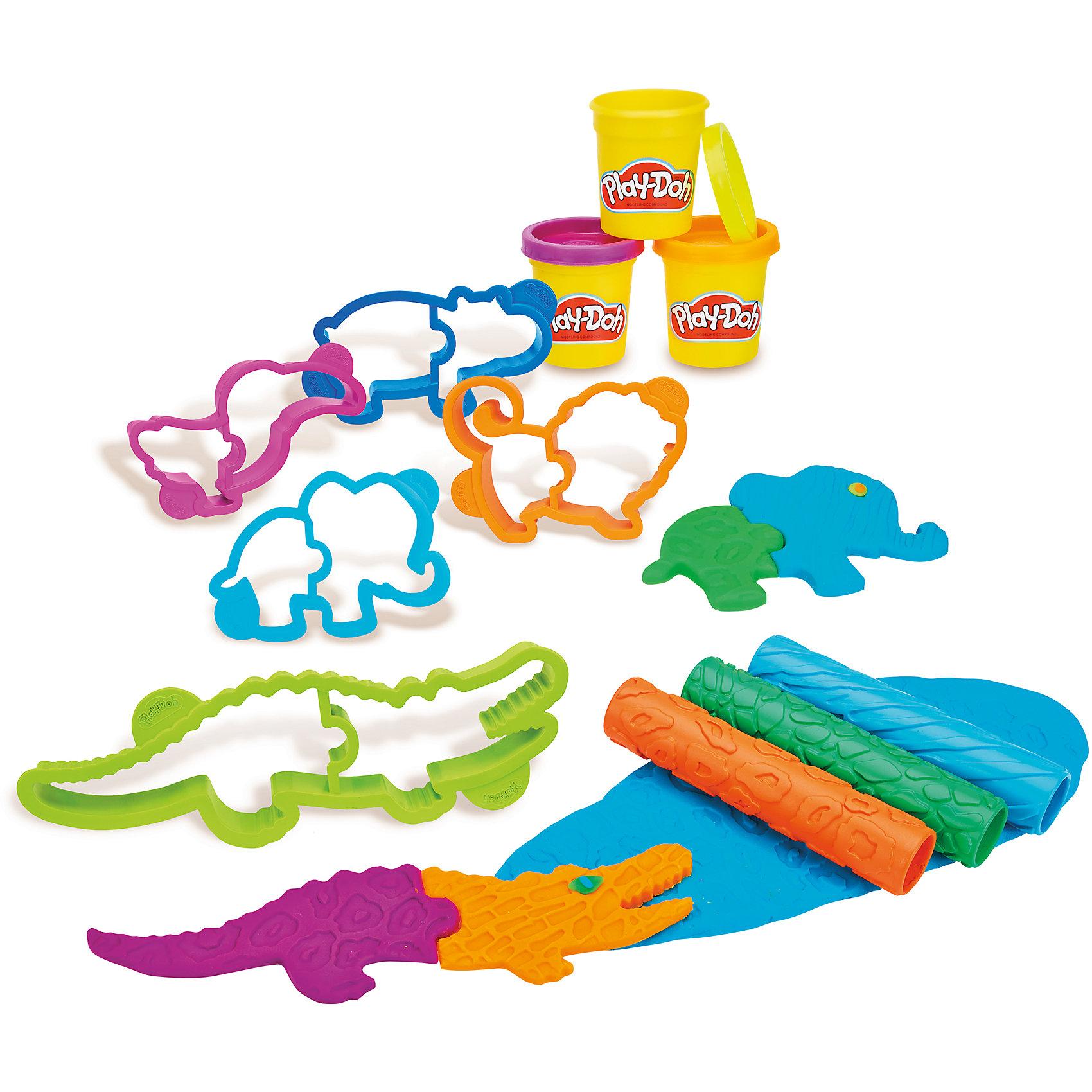 """Игровой набор """"Веселое Сафари"""", Play-Doh от myToys"""