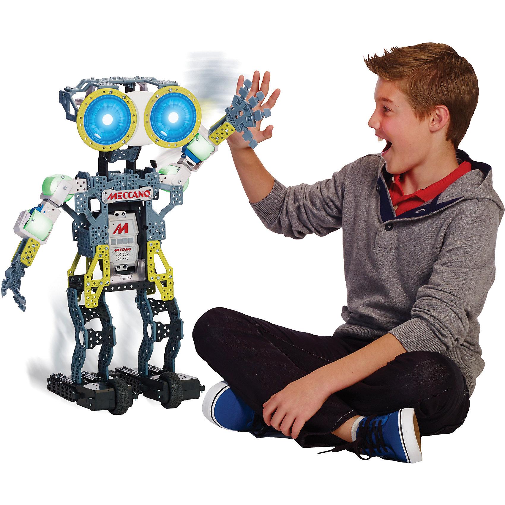 Робот Меканоид G15, Meccano