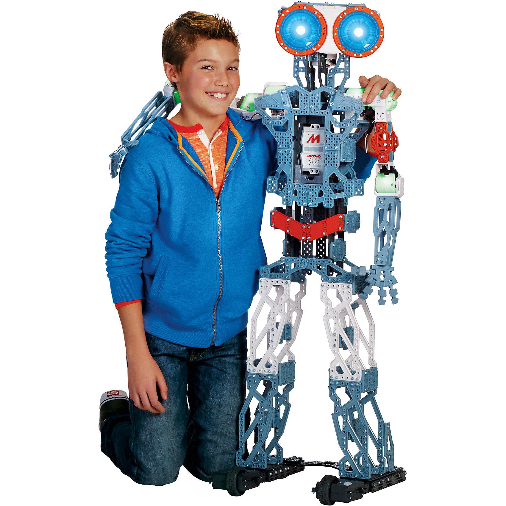 Робот Меканоид G15KS, Meccano