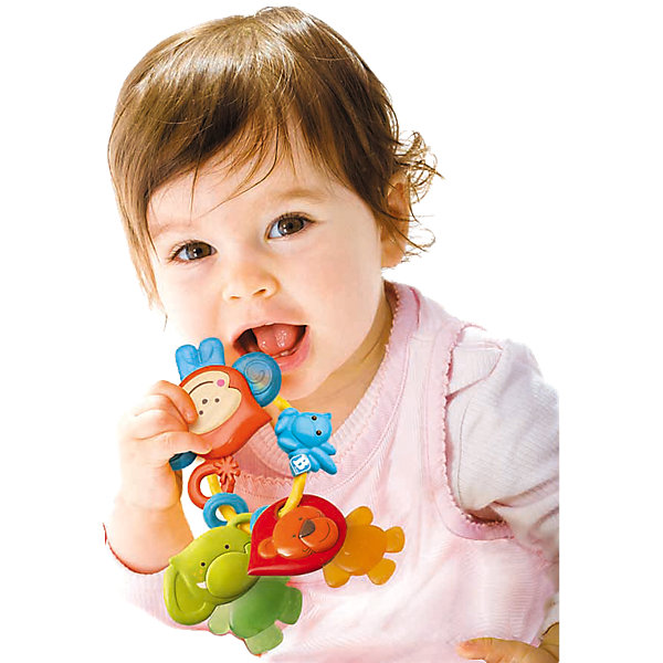 Игрушка Листочки, BkidsПустышки<br>Характеристики:<br><br>• игрушка рельефной формы с прорезывателями;<br>• пригодится на этапе прорезывания зубов;<br>• массажный эффект;<br>• наличие нескольких прорезывателей;<br>• материал: полипропилен;<br>• не содержит бисфенол-А;<br>• размер упаковки: 10х10х2 см.<br><br>Игрушка «Листочки» представлена в виде 3-х прорезывателей-зверушек: слоника, обезьянки и львенка. Яркие цвета, рельефная форма, кольцо-держатель привлекают внимание малыша и дают возможность крепко удерживать игрушку ручками. <br><br>Игрушка Листочки, Bkids можно купить в нашем интернет-магазине.<br>Ширина мм: 176; Глубина мм: 121; Высота мм: 78; Вес г: 101; Возраст от месяцев: 3; Возраст до месяцев: 18; Пол: Унисекс; Возраст: Детский; SKU: 4159348;