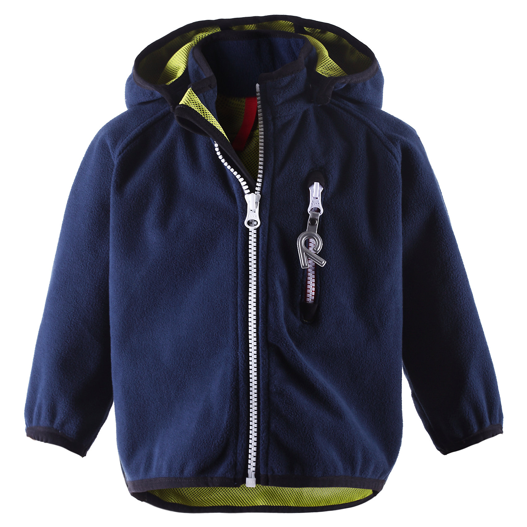 Куртка ReimaЭта ветронепроницаемая флисовая куртка Reima (Рейма) подходит для отдыха ранней осенью. Можно использовать в качестве промежуточного слоя при более холодной погоде.<br><br>Дополнительная информация:<br><br>Состав: 100% Полиэстер, Полиуретан-мембрана<br>Детская куртка из материала Windfleece<br>Ветронепроницаемый и дышащий материал<br>Подкладка из mesh-сетки контрастной расцветки<br>Съемный капюшон<br>Молния по всей длине комбинезона с защитой подбородка<br>Светоотражающие детали<br>Удлиненная спинка<br><br>Куртку Reima (Рейма) можно купить в нашем магазине.<br><br>Ширина мм: 356<br>Глубина мм: 10<br>Высота мм: 245<br>Вес г: 519<br>Цвет: синий<br>Возраст от месяцев: 9<br>Возраст до месяцев: 12<br>Пол: Мужской<br>Возраст: Детский<br>Размер: 80,74,92,86,98<br>SKU: 4161025