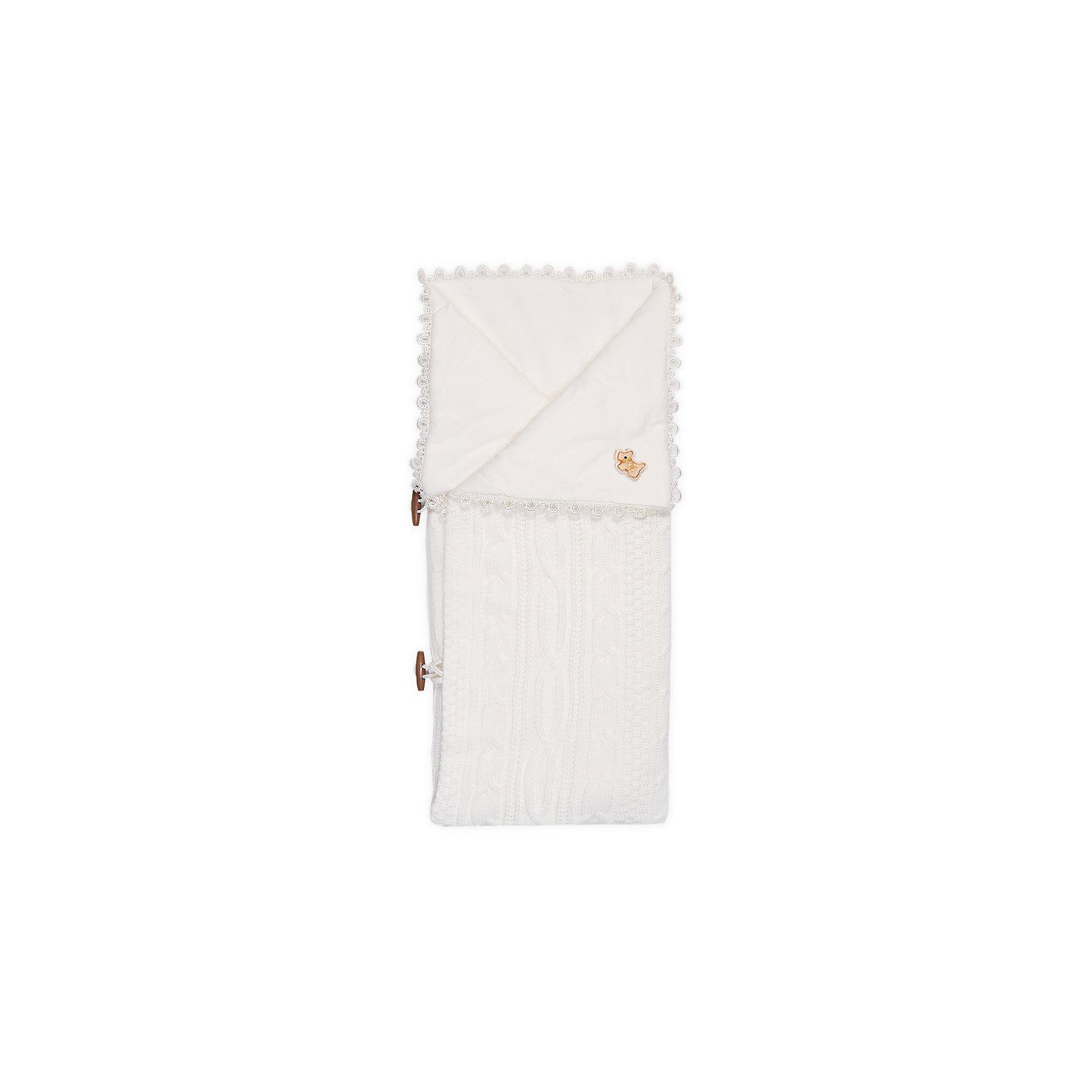 Конверт-одеяло Малышок Сонный гномикКонверт-одеяло Малышок Сонный гномик – это лучший выбор родителей, которые хотят подарить ребенку ощущение комфорта с первых дней жизни.<br>Конверт-одеяло Малышок прекрасно подойдет для выписки новорожденного из роддома в теплое время года. В дальнейшем его можно использовать во время прогулок с малышом в коляске-люльке или в качестве удобного коврика для пеленания. Конверт легко трансформируется в плед. Верх конверта вязаное полотно, подкладка трикотаж (100% хлопок). В качестве утеплителя используется синтепон. Благодаря размерам и практичному материалу конверт-одеяло очень удобен в использовании.<br><br>Дополнительная информация:<br><br>- Верхняя ткань: вязаное полотно<br>- Подкладка: трикотаж 100% хлопок<br>- Утеплитель: синтепоном <br>- Размер: 90х68 см.<br><br>Конверт-одеяло Малышок Сонный гномик можно купить в нашем интернет-магазине.<br><br>Ширина мм: 330<br>Глубина мм: 40<br>Высота мм: 700<br>Вес г: 250<br>Возраст от месяцев: 0<br>Возраст до месяцев: 6<br>Пол: Унисекс<br>Возраст: Детский<br>SKU: 4162034