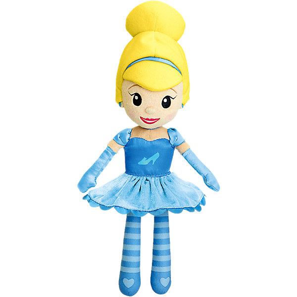 Мягкая игрушкас с мелодией Золушка, Disney, CHICCOПринцессы Дисней<br>Мягкая игрушкас с мелодией Золушка, Disney, CHICCO (ЧИКО) – эта музыкальная кукла перенесет девочку в магический мир Принцесс Disney.<br>Кукла «Золушка» сделана из мягкой ткани и прекрасно подойдет для малышек с 18 месяцев. Кукла одета в нарядное платье для бала, ее образ дополняют элегантные аксессуары и праздничная прическа. Если нажать на животик Золушки, то вы услышите приятные мелодии, которые напомнят чудесную историю этой принцессы из всеми любимого анимационного фильма. Мягкая привлекательная кукла станет любимой игрушкой вашей маленькой принцессы!<br><br>Дополнительная информация:<br><br>- Размер куклы: 35 см.<br>- Материал: текстиль, наполнитель<br>- Батарейки: 3 х LR44 1,5 В (включены в комплект)<br>- Размер упаковки: 39 х 15 х 10 см.<br>- Уход: допускается машинная стирка игрушки при 30 градусах, предварительно вынув электронный модуль<br><br>Мягкую игрушку с мелодией Золушка, Disney, CHICCO (ЧИКО) можно купить в нашем интернет-магазине.<br><br>Ширина мм: 412<br>Глубина мм: 167<br>Высота мм: 121<br>Вес г: 331<br>Возраст от месяцев: 18<br>Возраст до месяцев: 36<br>Пол: Женский<br>Возраст: Детский<br>SKU: 4162847